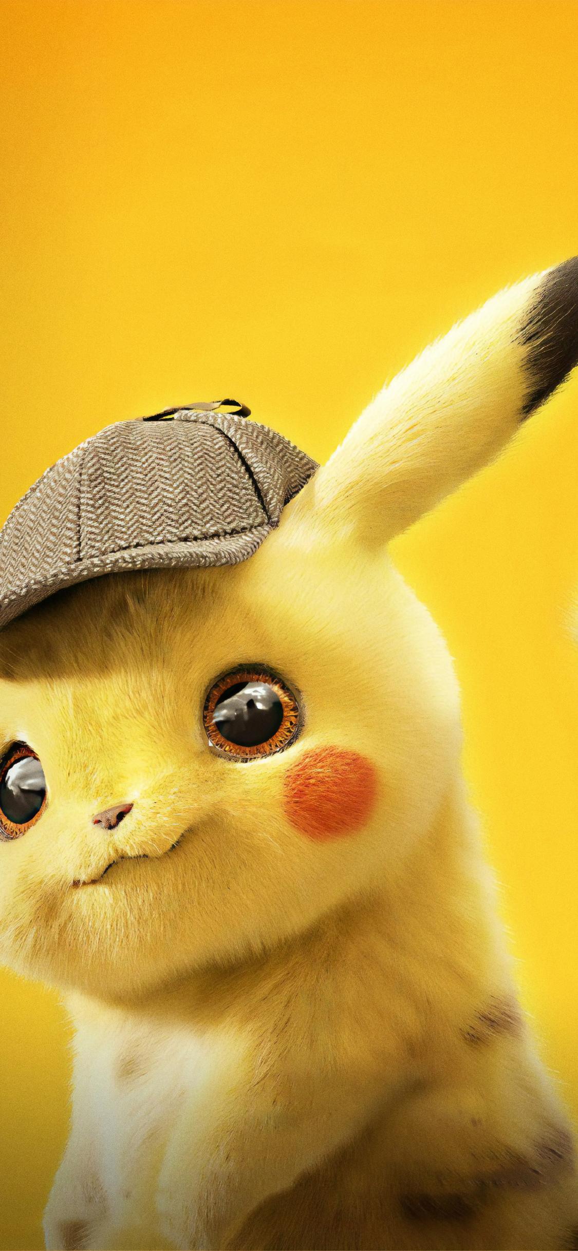 1125x2436 Pokemon Detective Pikachu 4k 2019 Iphone Xs Iphone