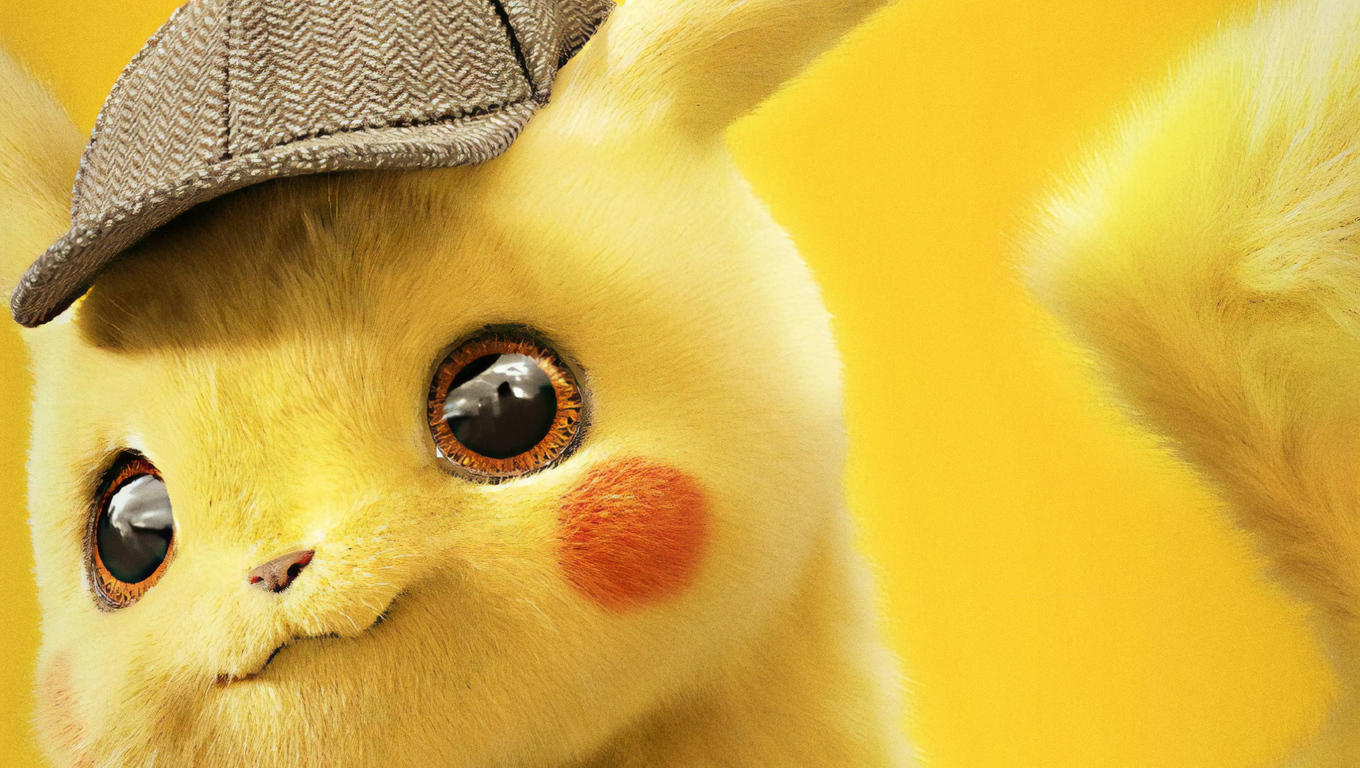 1360x768 Pokemon Detective Pikachu 4k 2019 Laptop Hd Hd 4k Wallpapers Images Backgrounds Photos And Pictures