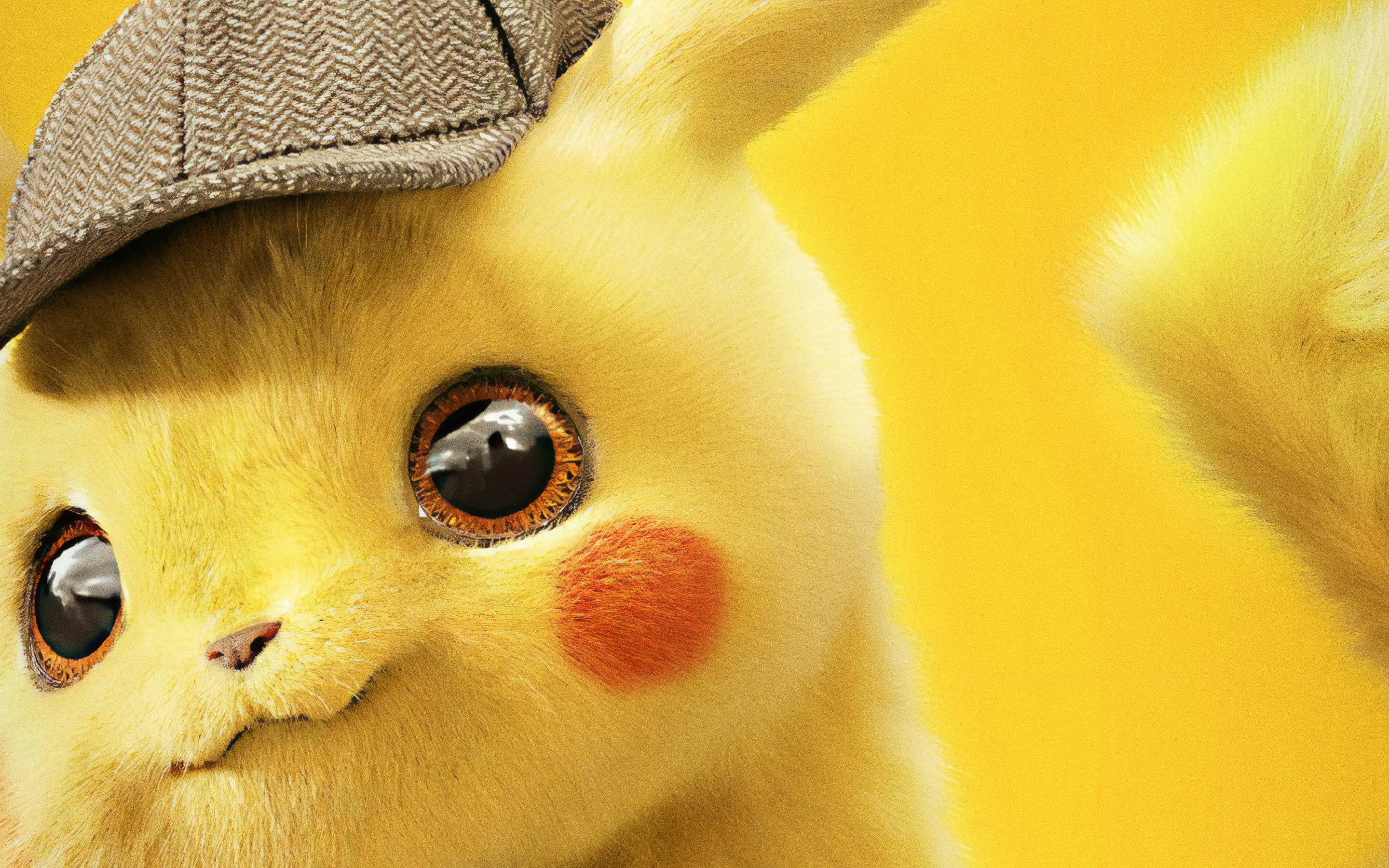 2880x1800 Pokemon Detective Pikachu 4k 2019 Macbook Pro