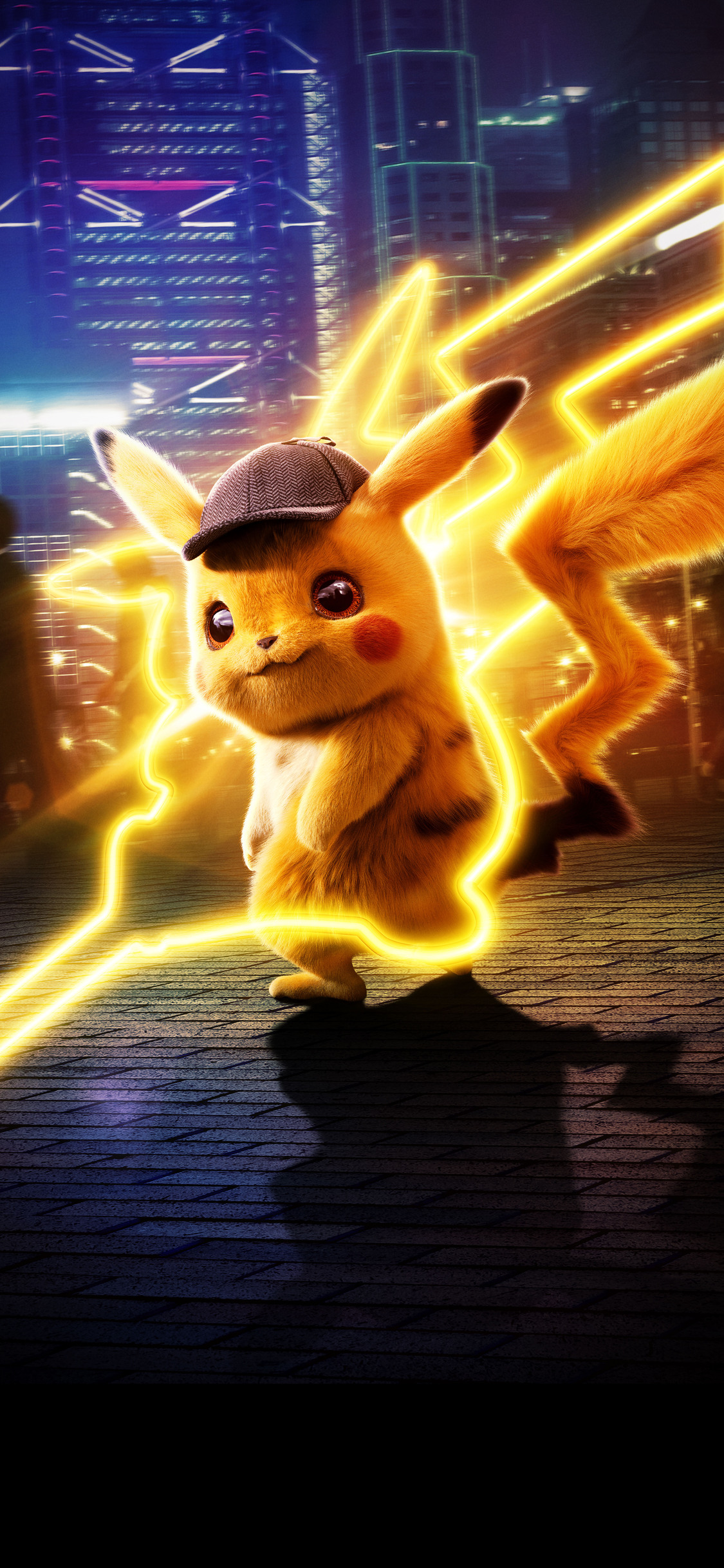 1125x2436 Pokemon Detective Pikachu 5k Iphone Xs Iphone 10
