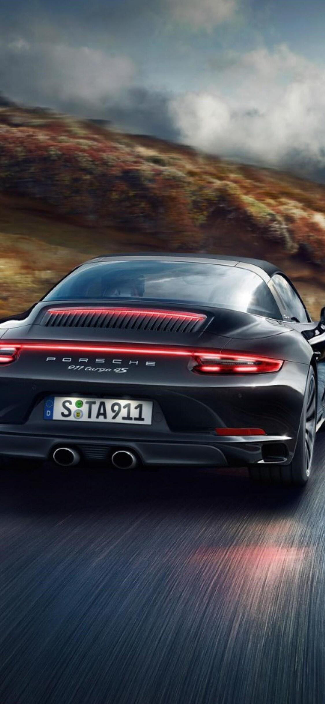 1125x2436 Porsche 911 Iphone XS,Iphone 10,Iphone X HD 4k ...
