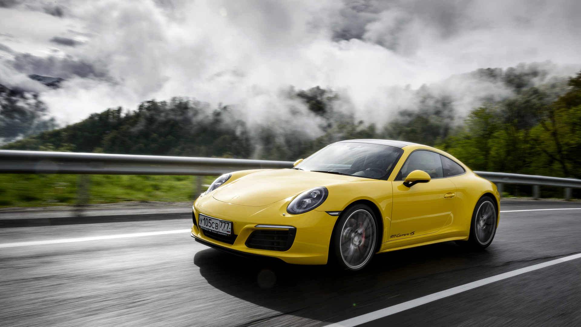 Porsche Hd Wallpapers 1080p: 1920x1080 Porsche 911 Carrera 4S Laptop Full HD 1080P HD