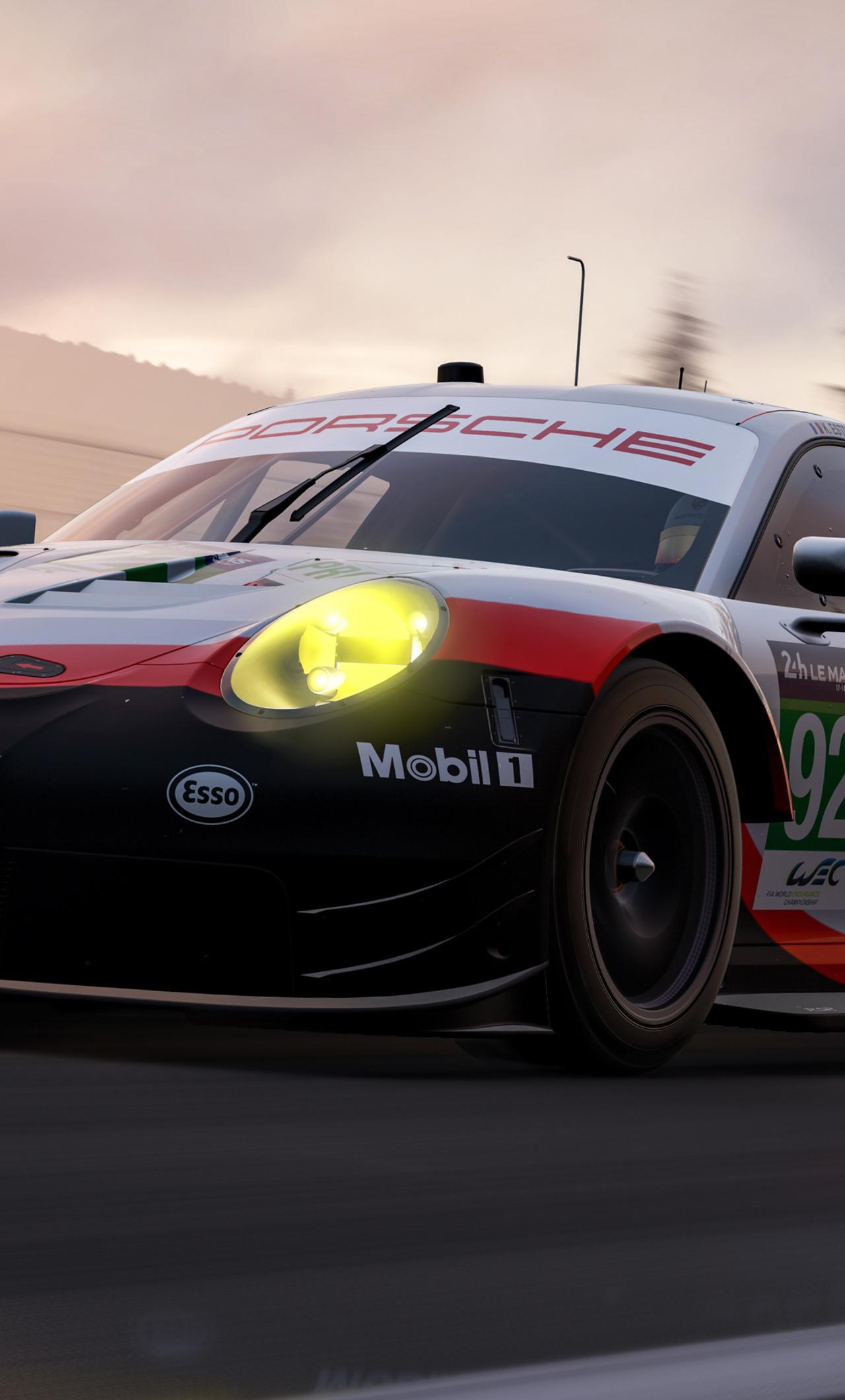 Porsche 911 Forza Motorsport 7 4k Go