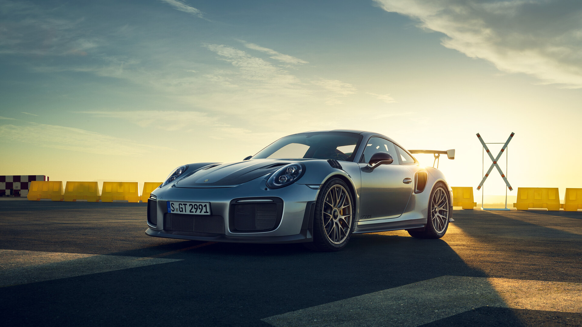 Porsche Hd Wallpapers 1080p: 1920x1080 Porsche 911 GT2 RS 4k Laptop Full HD 1080P HD 4k