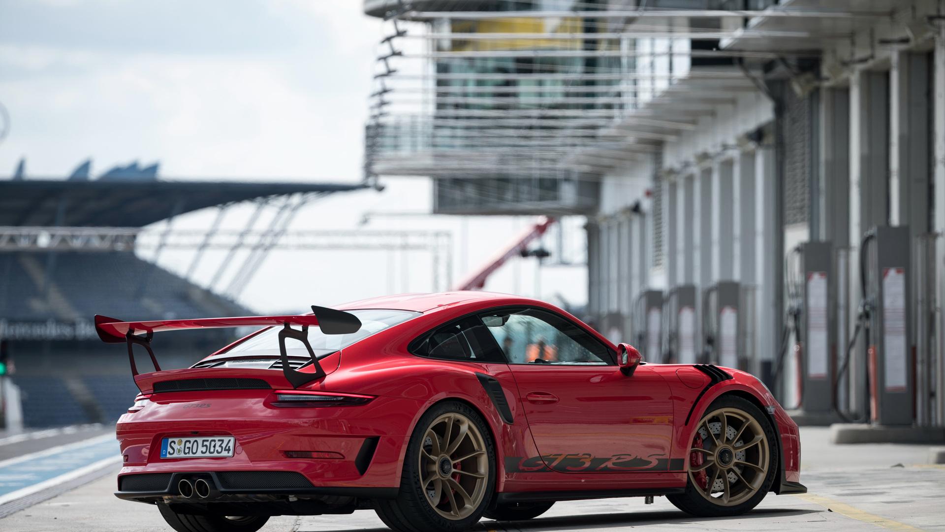 1920x1080 Porsche 911 GT3 RS 4k Laptop Full HD 1080P HD 4k
