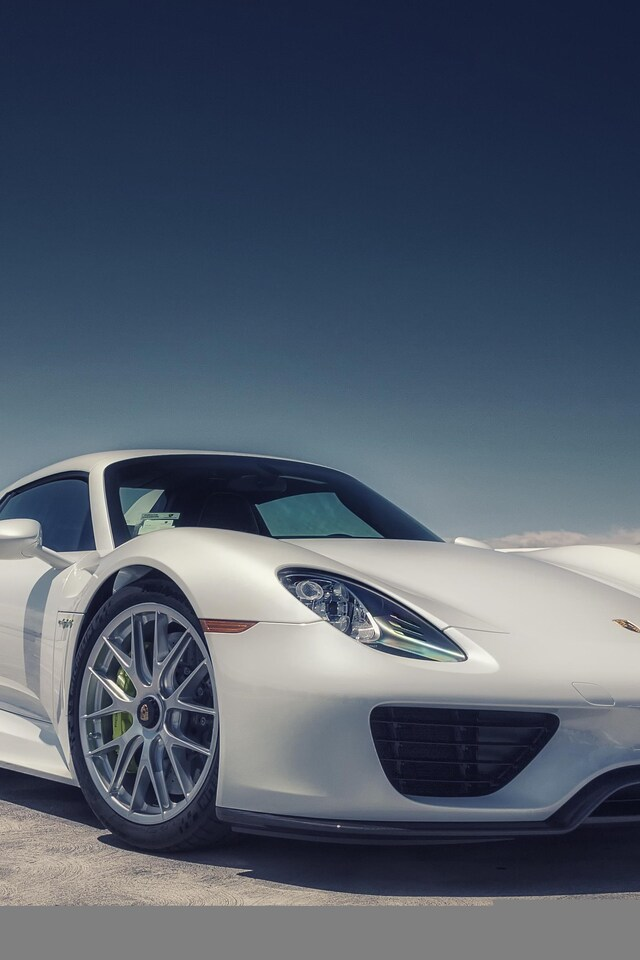 640x960 Porsche 918 Spyder Iphone 4 Iphone 4s Hd 4k Wallpapers