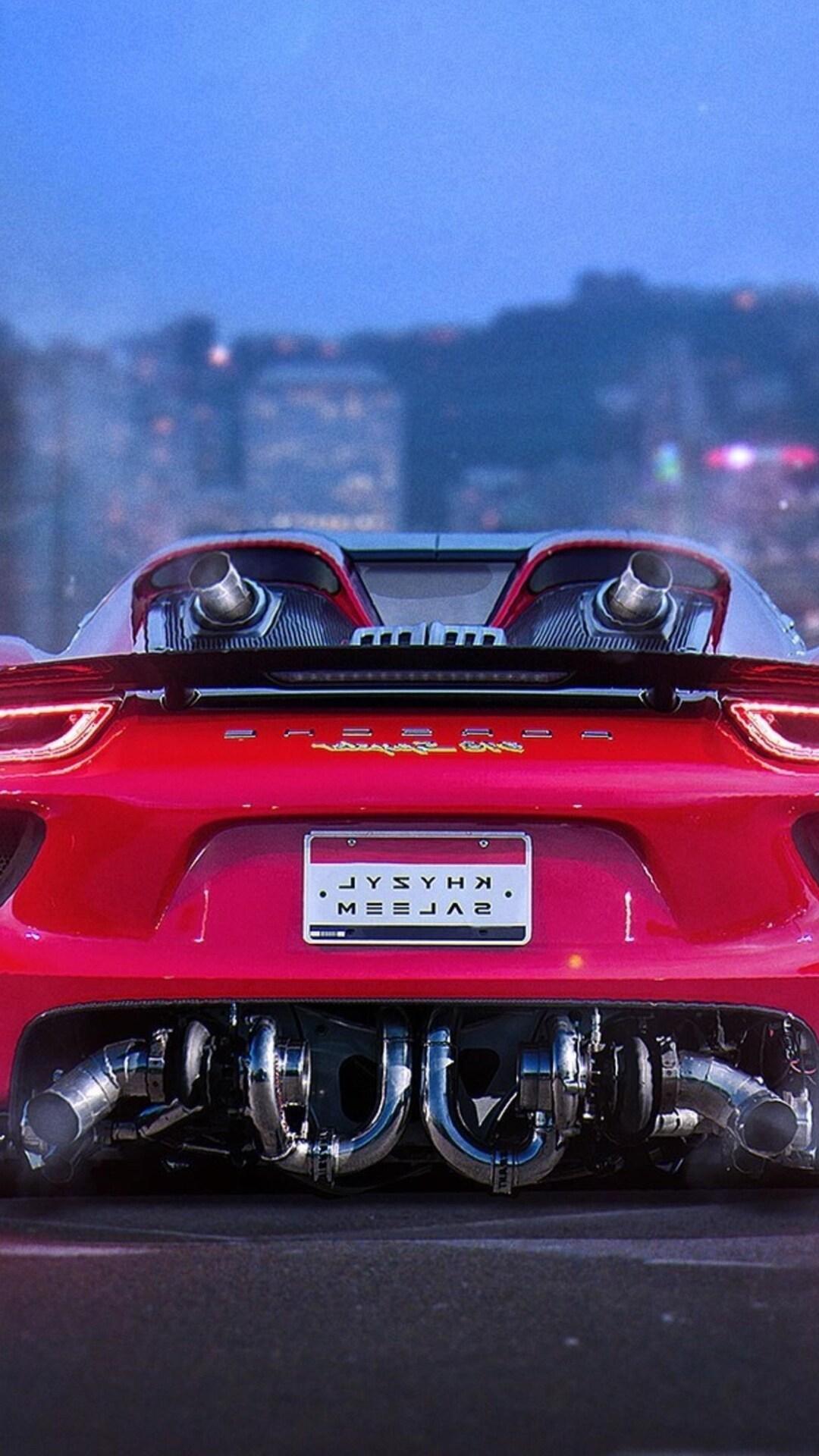 Porsche 918 Spyder Hd