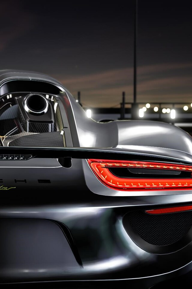 640x960 porsche 918 spyder in forza motosport 6 iphone 4 iphone 4s hd 4k wallpapers images. Black Bedroom Furniture Sets. Home Design Ideas