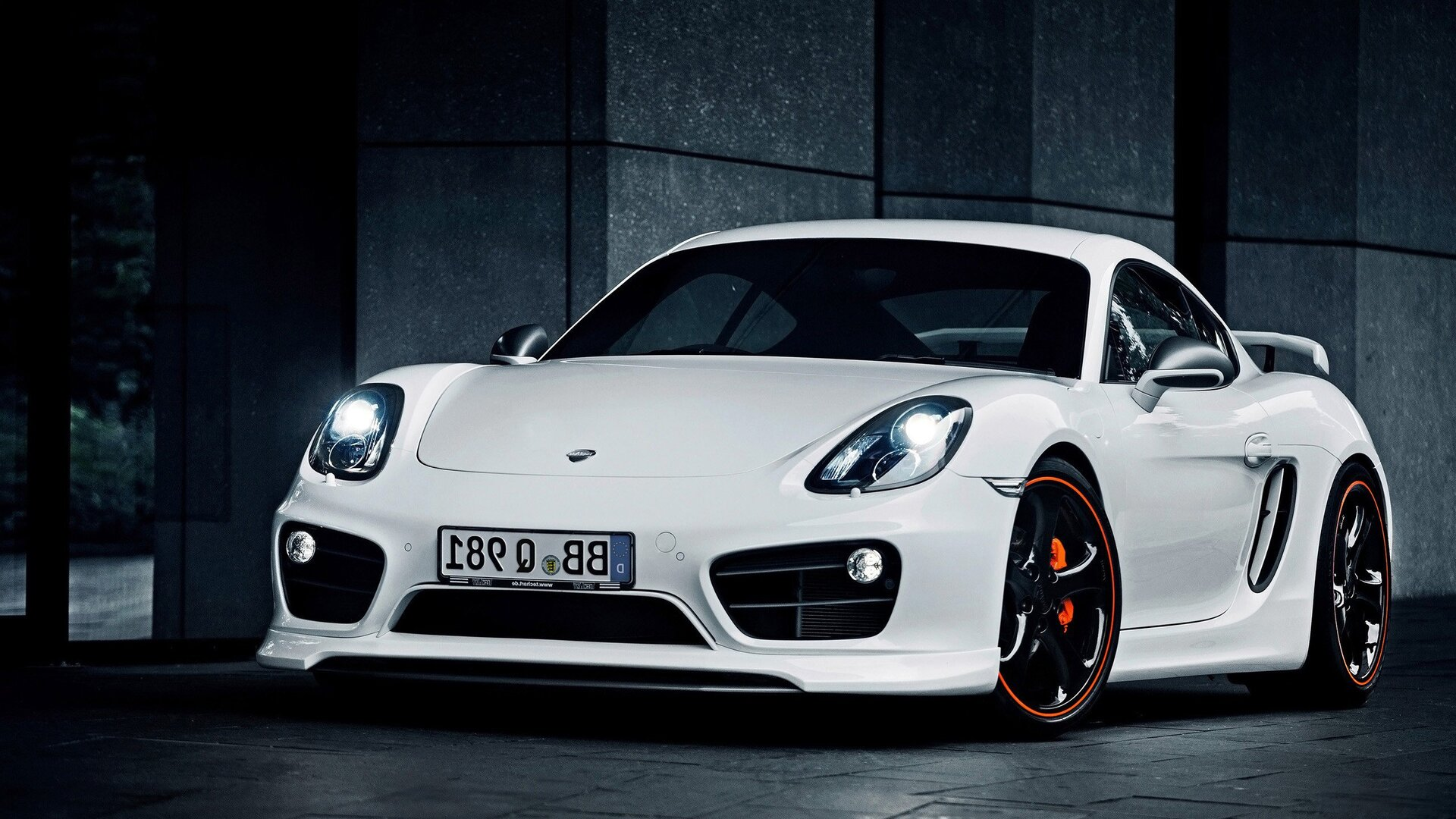 Porsche Hd Wallpapers 1080p: 1920x1080 Porsche Cayman Laptop Full HD 1080P HD 4k