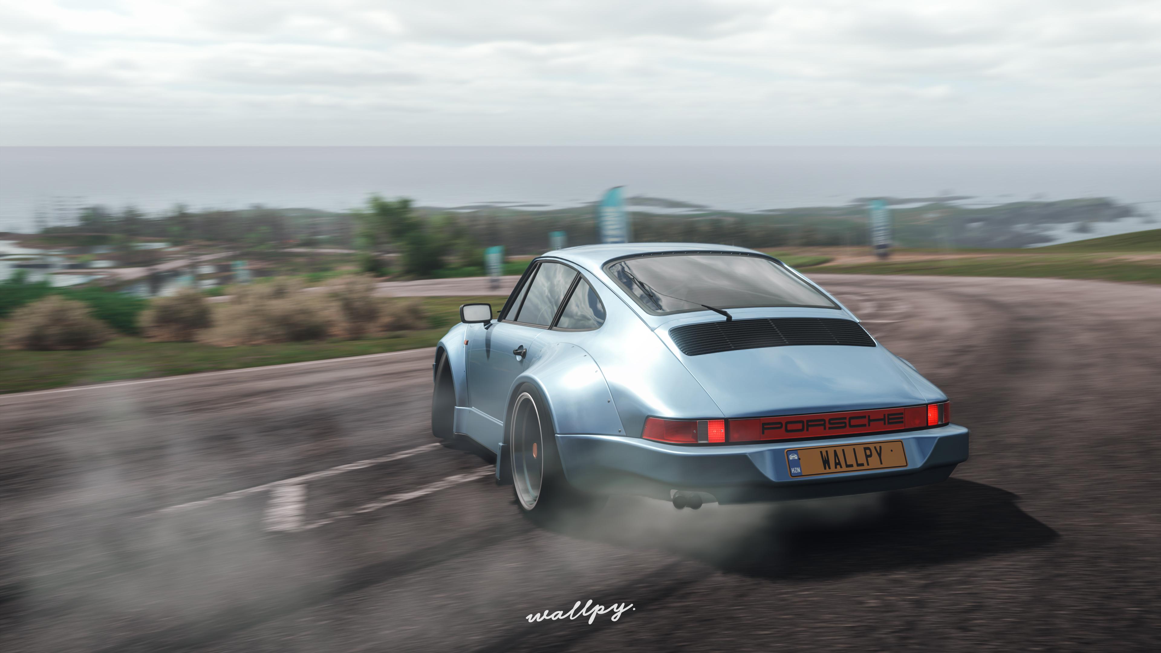 3840x2160 Porsche Drift Forza Horizon 4 4k HD 4k ...