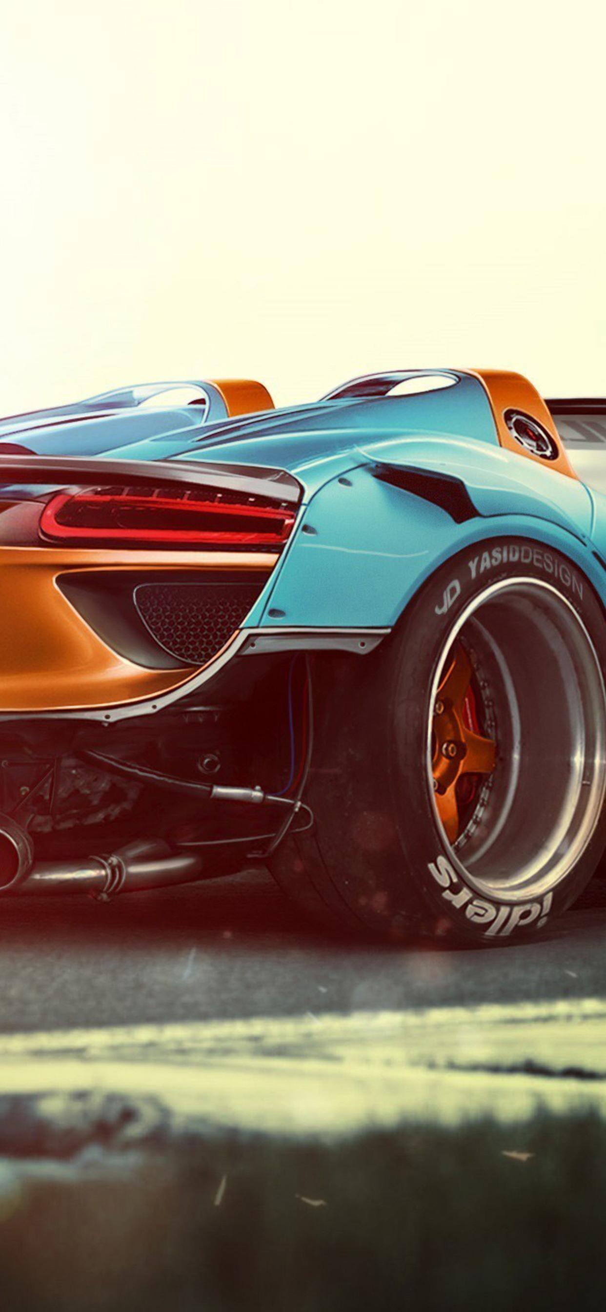 Top 100+ Porsche Wallpaper Iphone Xs Max - car wallpaper