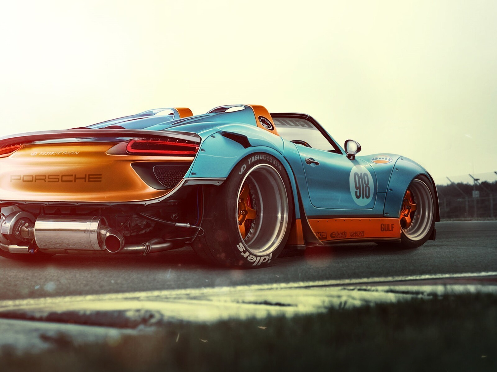 1600x1200 Porsche Fan Art 1600x1200 Resolution Hd 4k Wallpapers Images Backgrounds Photos And Pictures