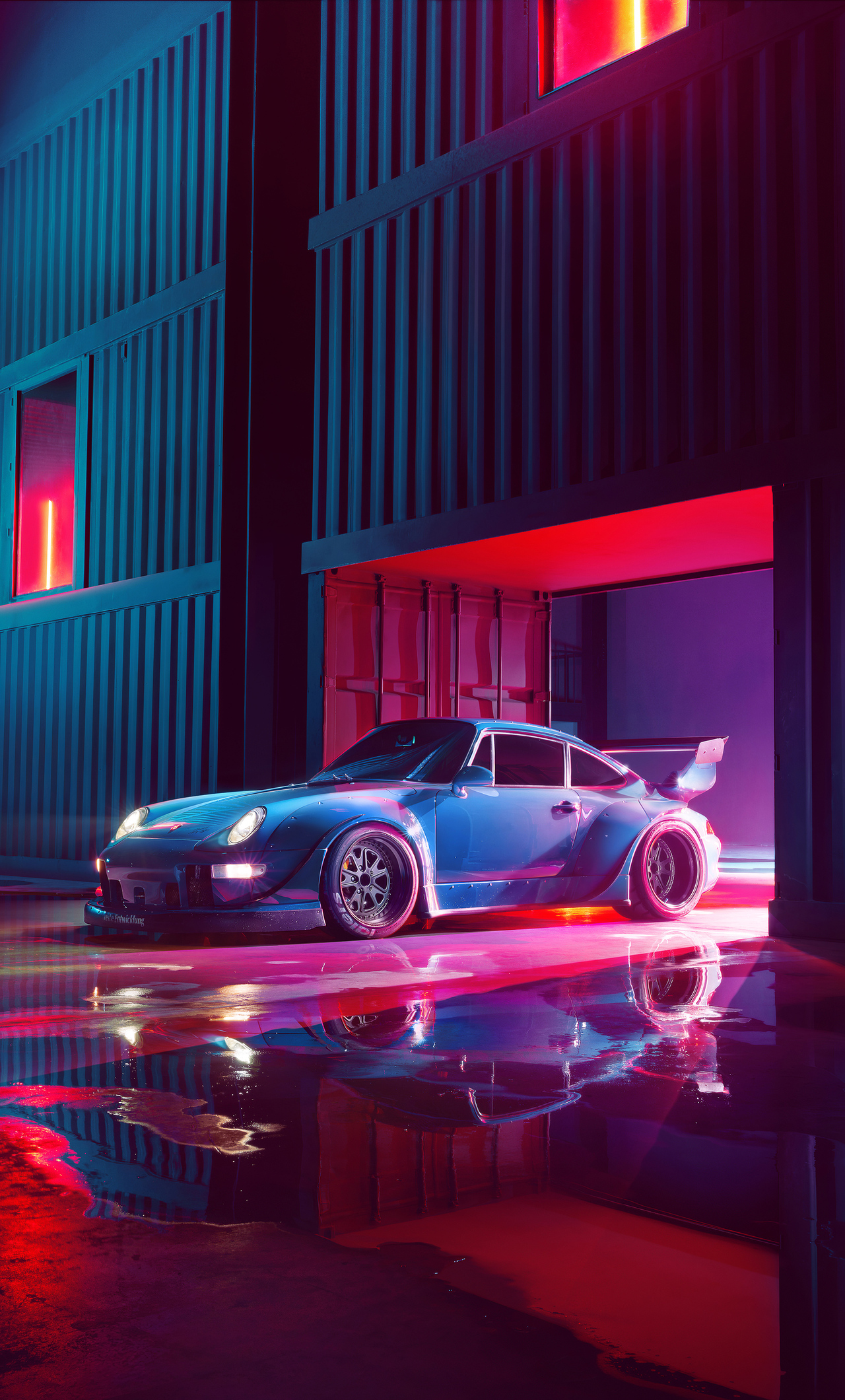 1280x2120 Porsche Rwb Concept 4k Iphone 6 Hd 4k Wallpapers Images Backgrounds Photos And Pictures