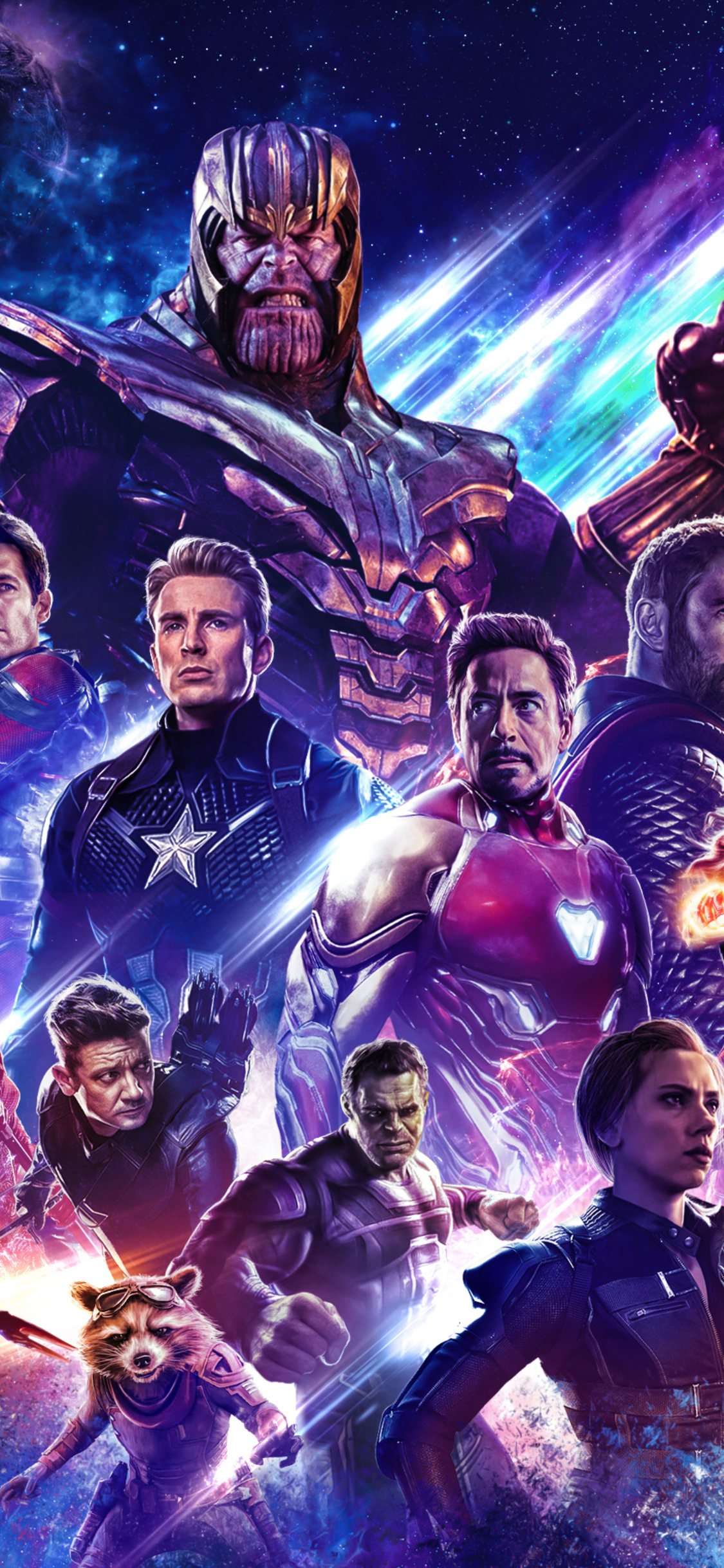 1125x2436 Poster Avengers Endgame Iphone Xsiphone 10iphone X Hd 4k