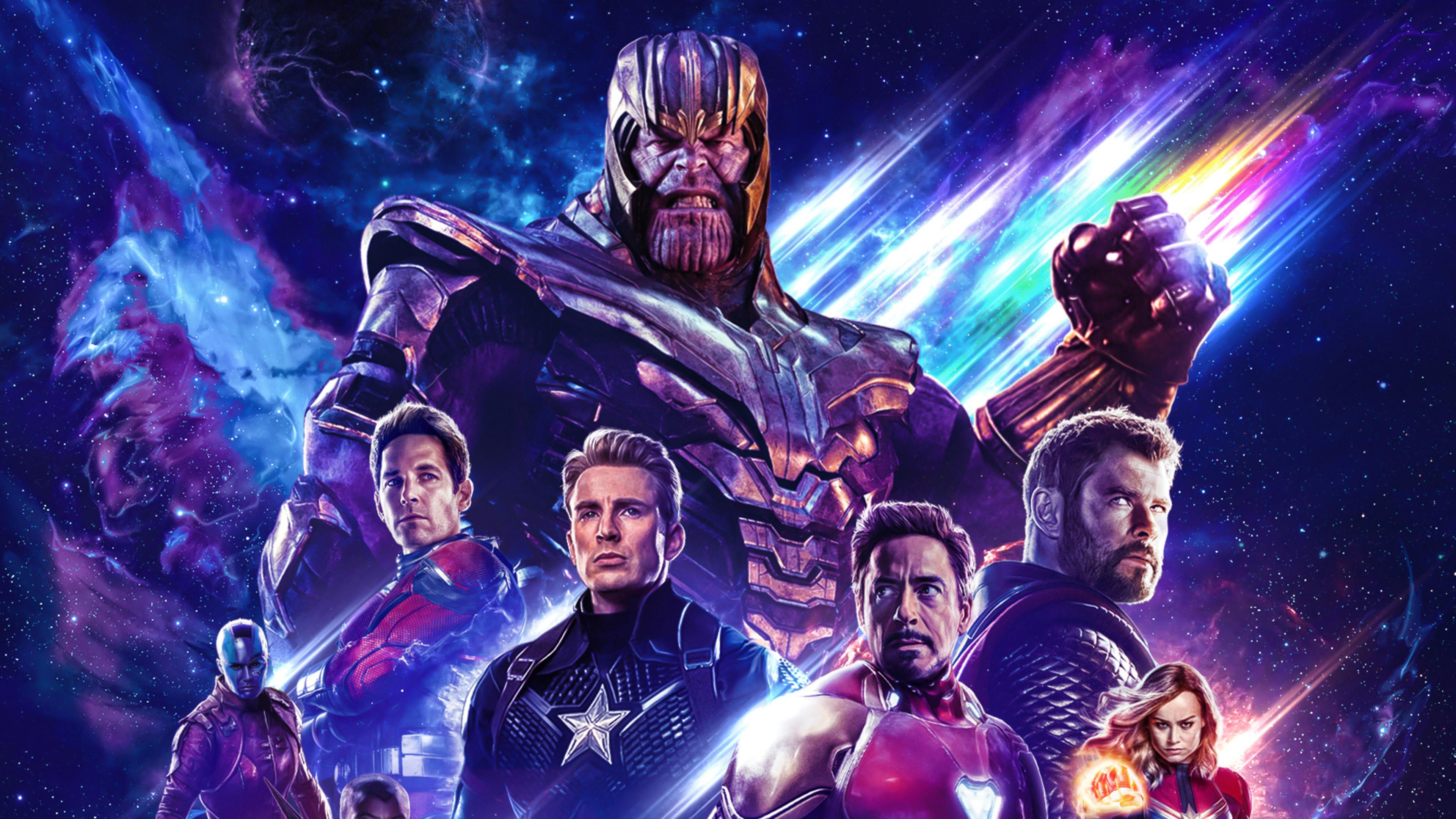 Avengers Endgame Movie Poster Hd