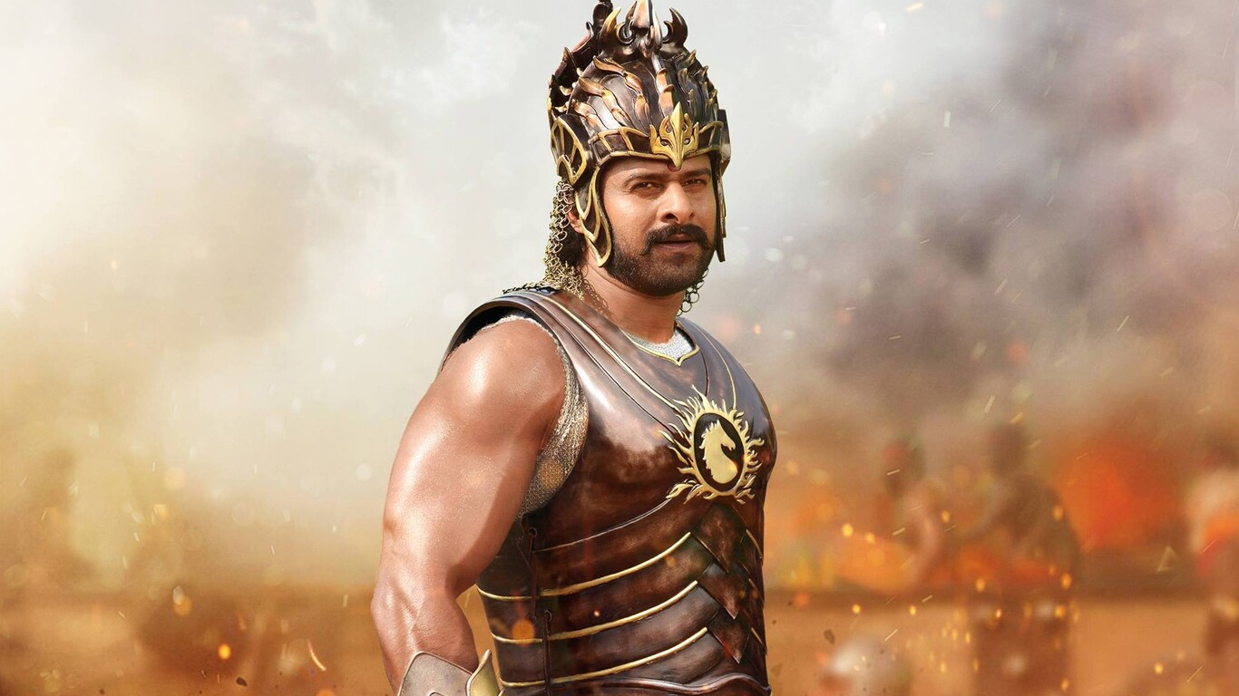 1366x768 Prabhas In Baahubali 1366x768 Resolution HD 4k