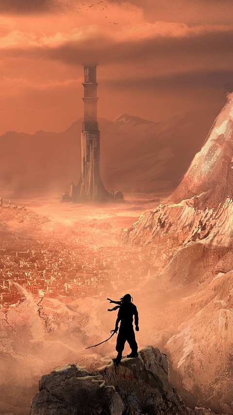 480x854 Prince Of Persia 4k Artwork Android One Hd 4k Wallpapers