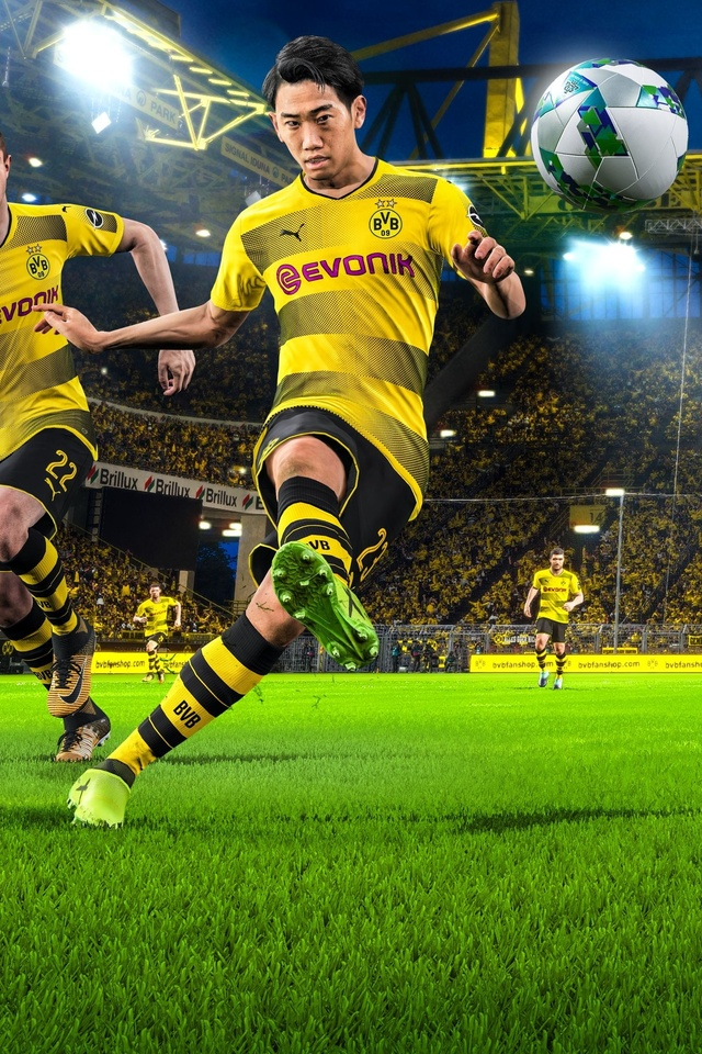 640x960 Pro Evolution Soccer 2018 4k Iphone 4 Iphone 4s Hd 4k Wallpapers Images Backgrounds Photos And Pictures