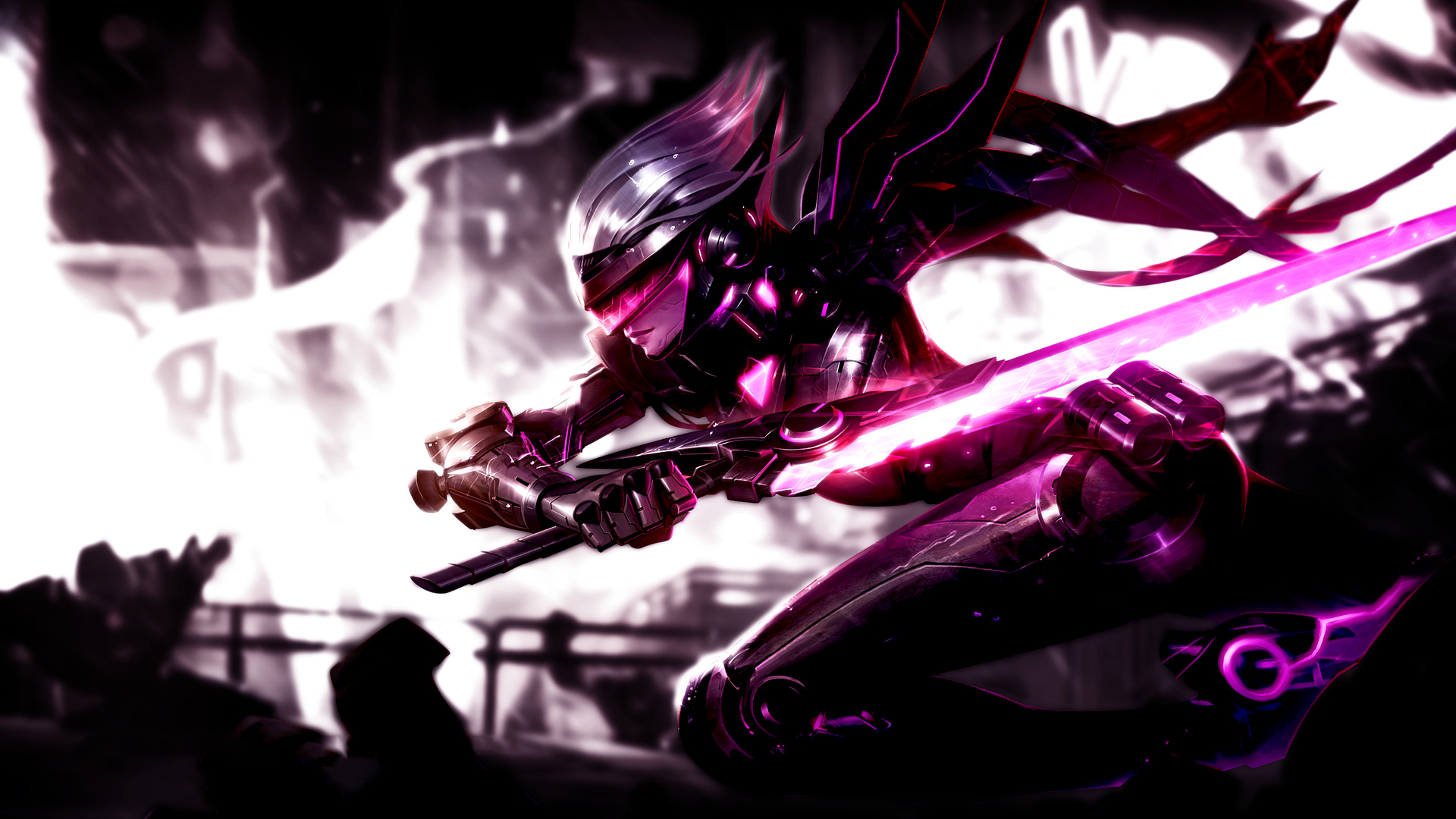 1920x1080 Project Fiora League Of Legends Laptop Full Hd 1080p Hd