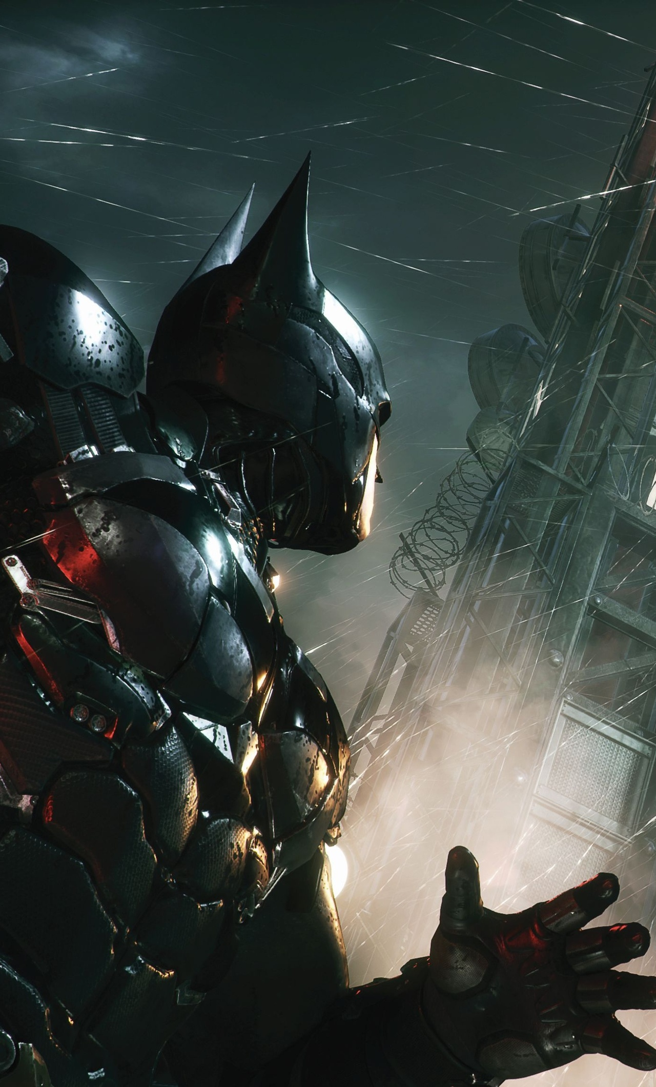 Ps4 Batman Arkham Knight 4k Hh