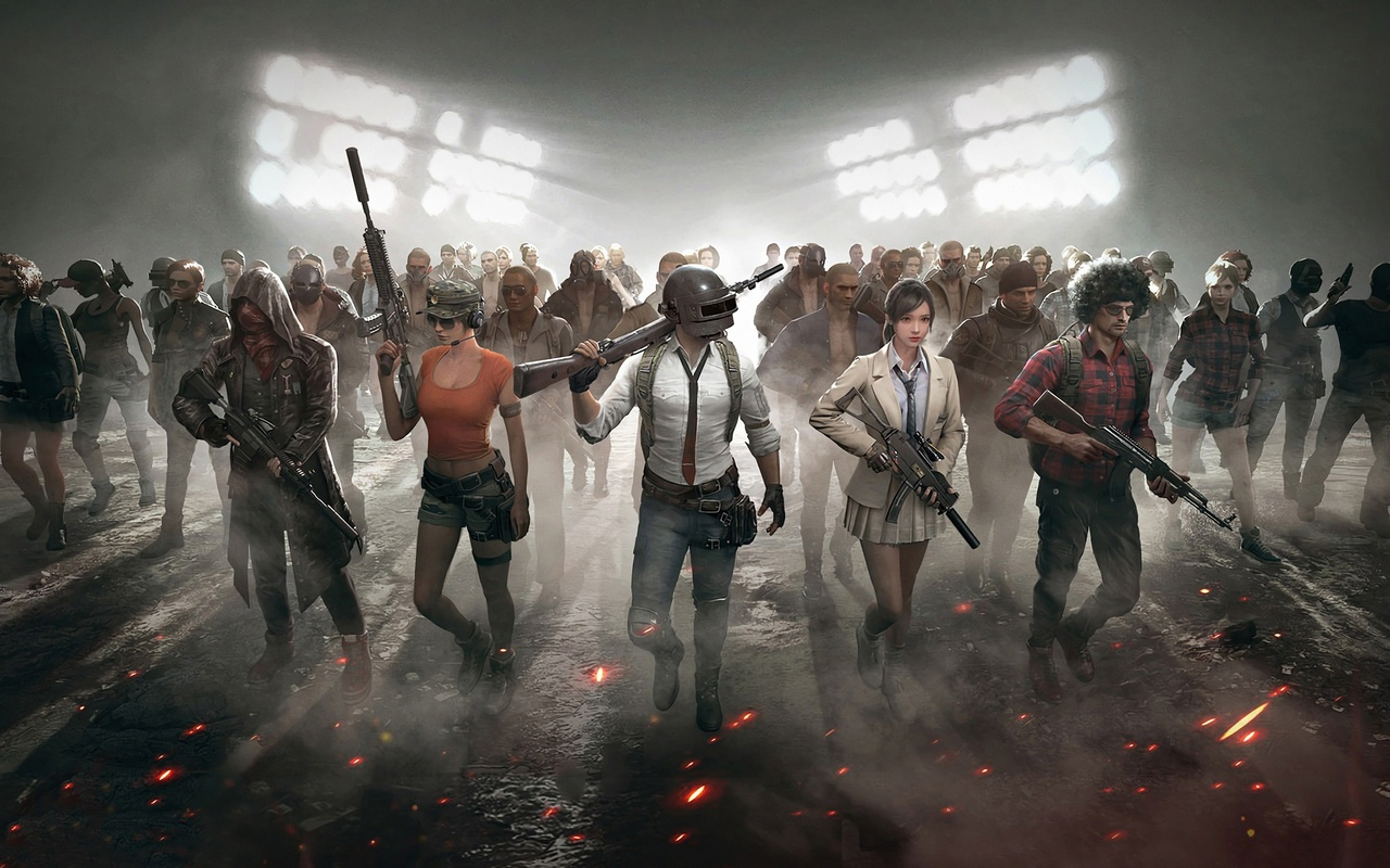 1280x800 Pubg Characters 4k 720p Hd 4k Wallpapers Images