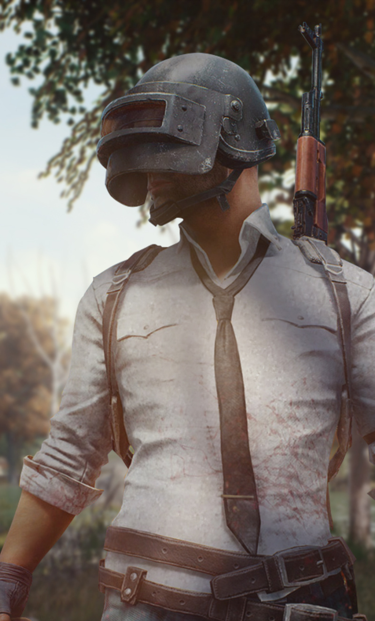 1280x2120 Pubg Mobile Helmet Guy Iphone 6 Hd 4k Wallpapers Images