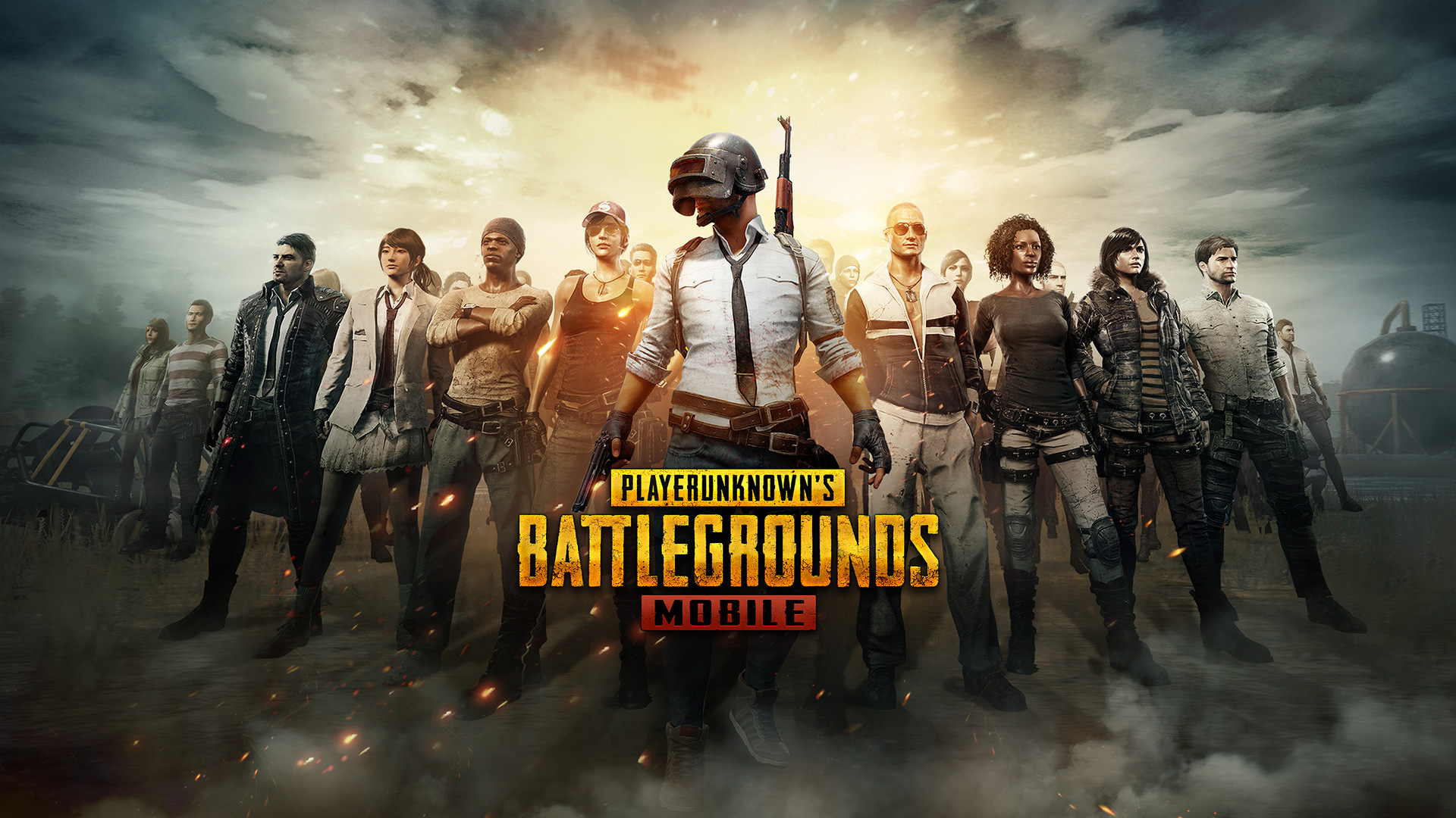 Pubg Mobile Wallpapers For Phone: 1920x1080 Pubg Mobile Laptop Full HD 1080P HD 4k