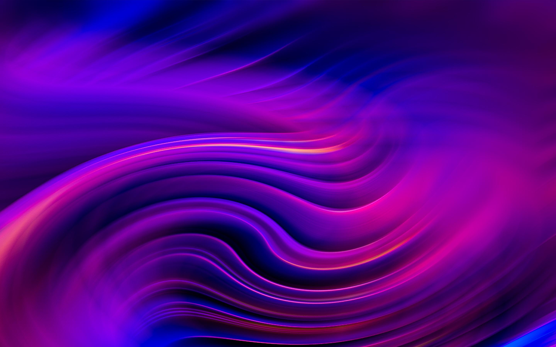 2880x1800 Purple Galaxy Abstract 4k Macbook Pro Retina HD ...