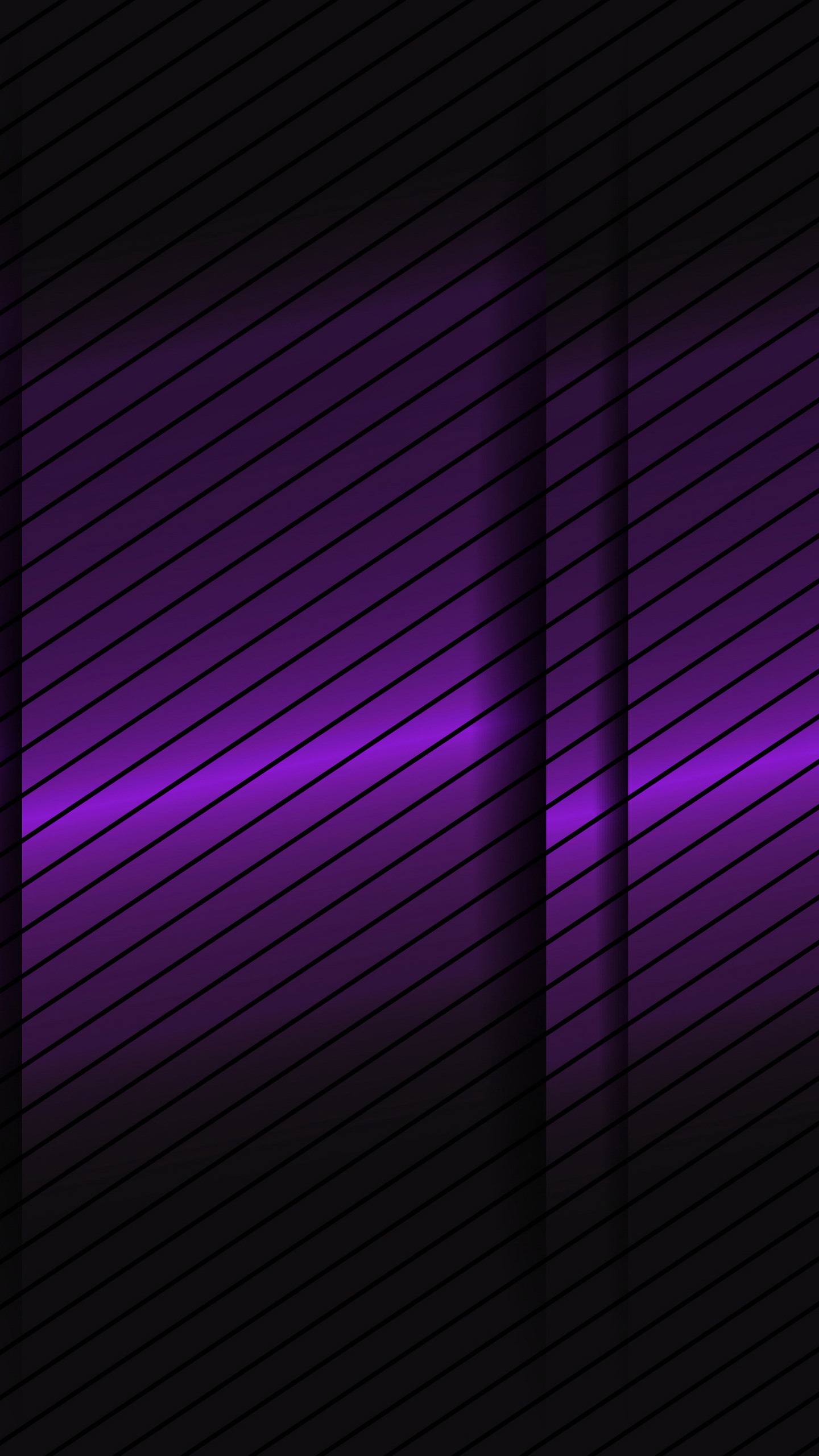 1440x2560 Purple Lines Abstract Samsung Galaxy S6,S7