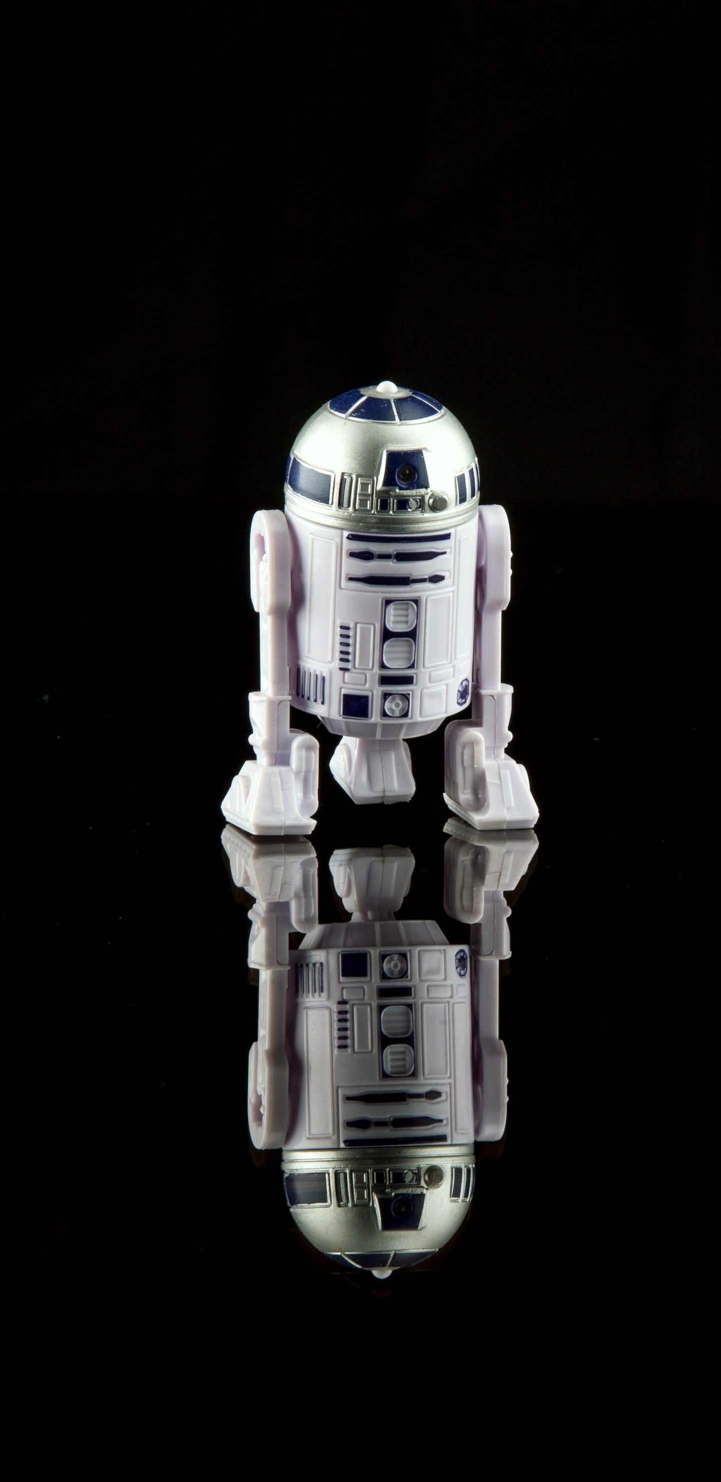 R2 D2 Star Wars Toy (Samsung Galaxy Note 9,8, S9,S8,S8+ QHD)