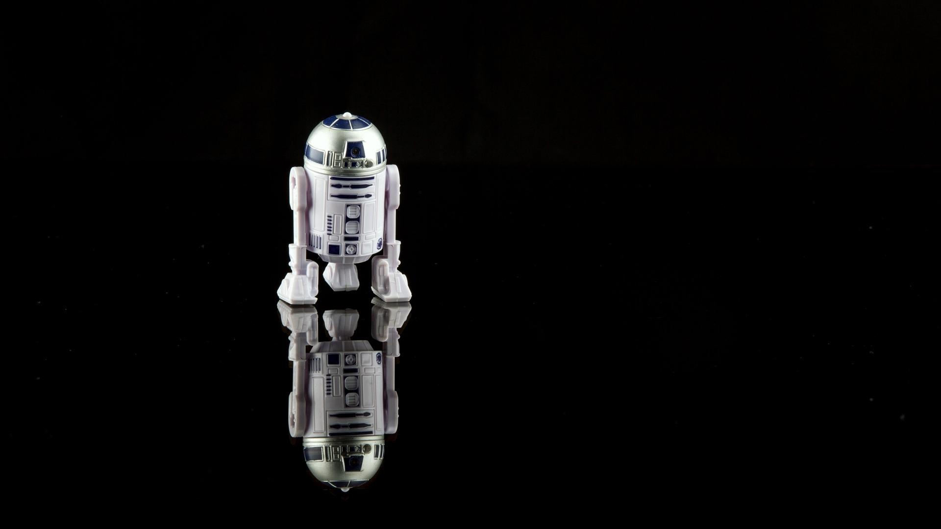 1920x1080 R2 D2 Star Wars Toy Laptop Full HD 1080P HD 4k ...