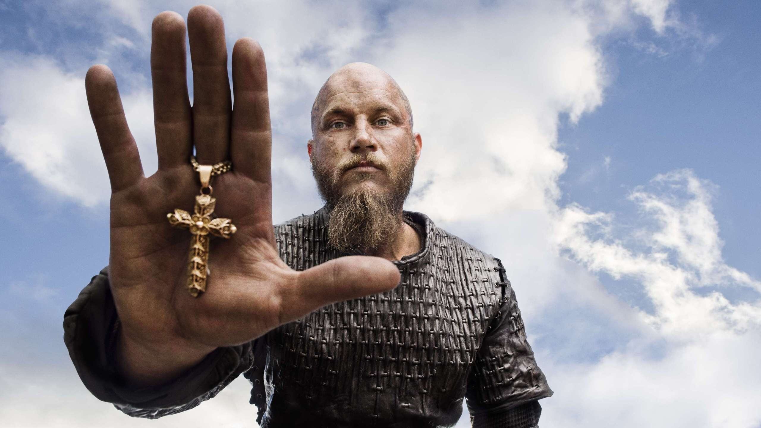 2560x1440 Ragnar Lodbrok In Vikings 1440P Resolution HD 4k Wallpapers, Images, Backgrounds ...