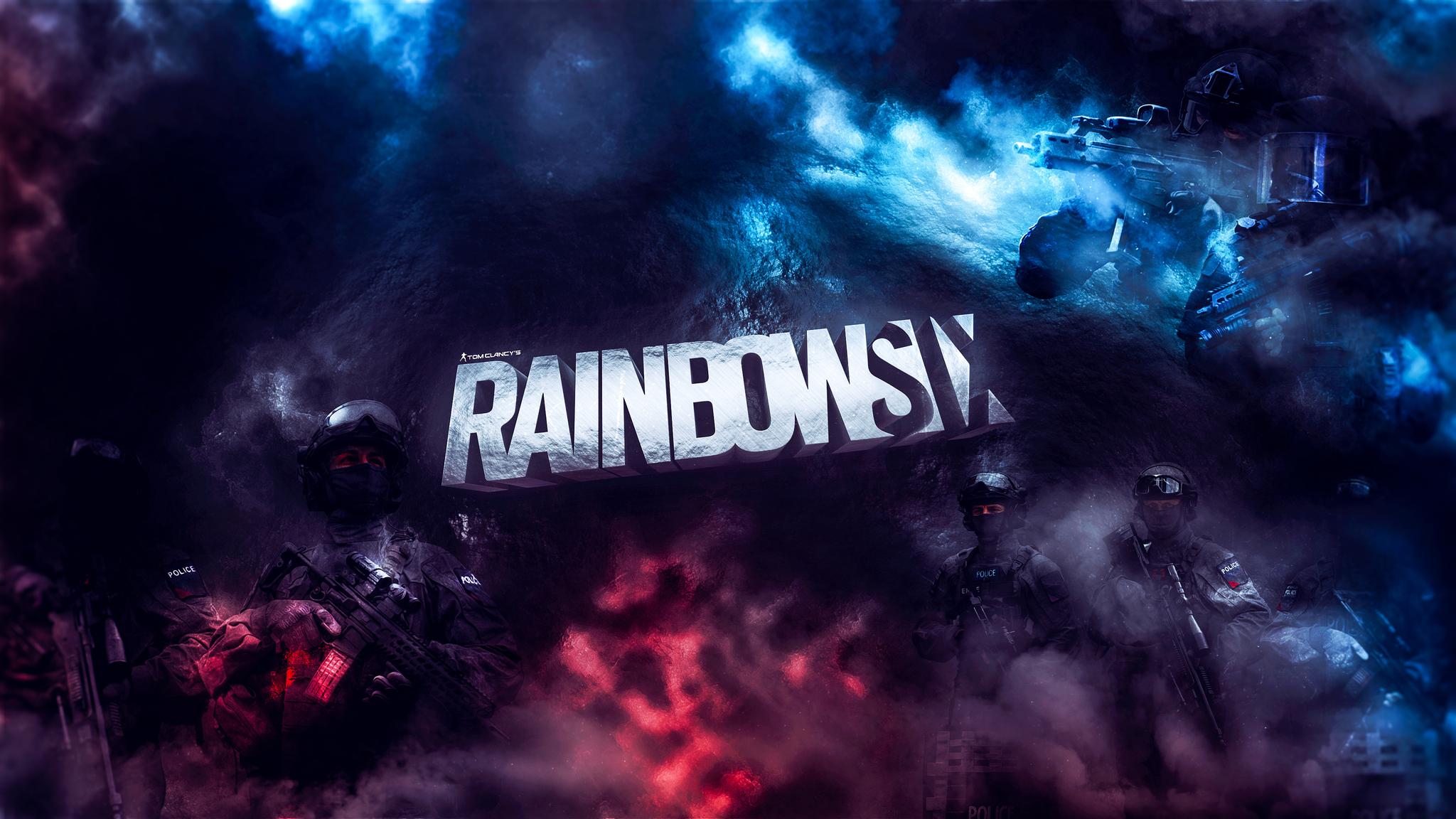 2048x1152 Rainbow Six Siege 4k Artwork 2048x1152 ...