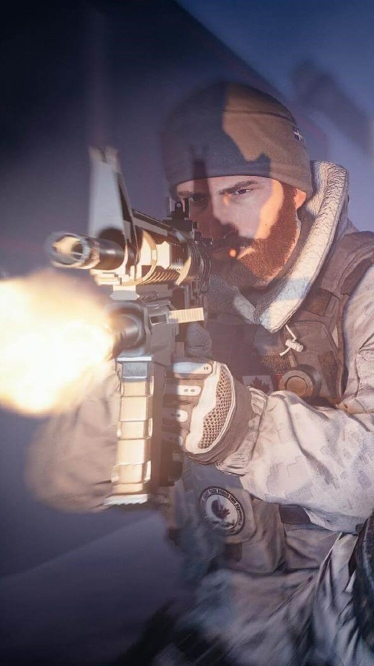 750x1334 Rainbow Six Siege Black Ice Firing Iphone 6 Iphone 6s Iphone 7 Hd 4k Wallpapers Images Backgrounds Photos And Pictures
