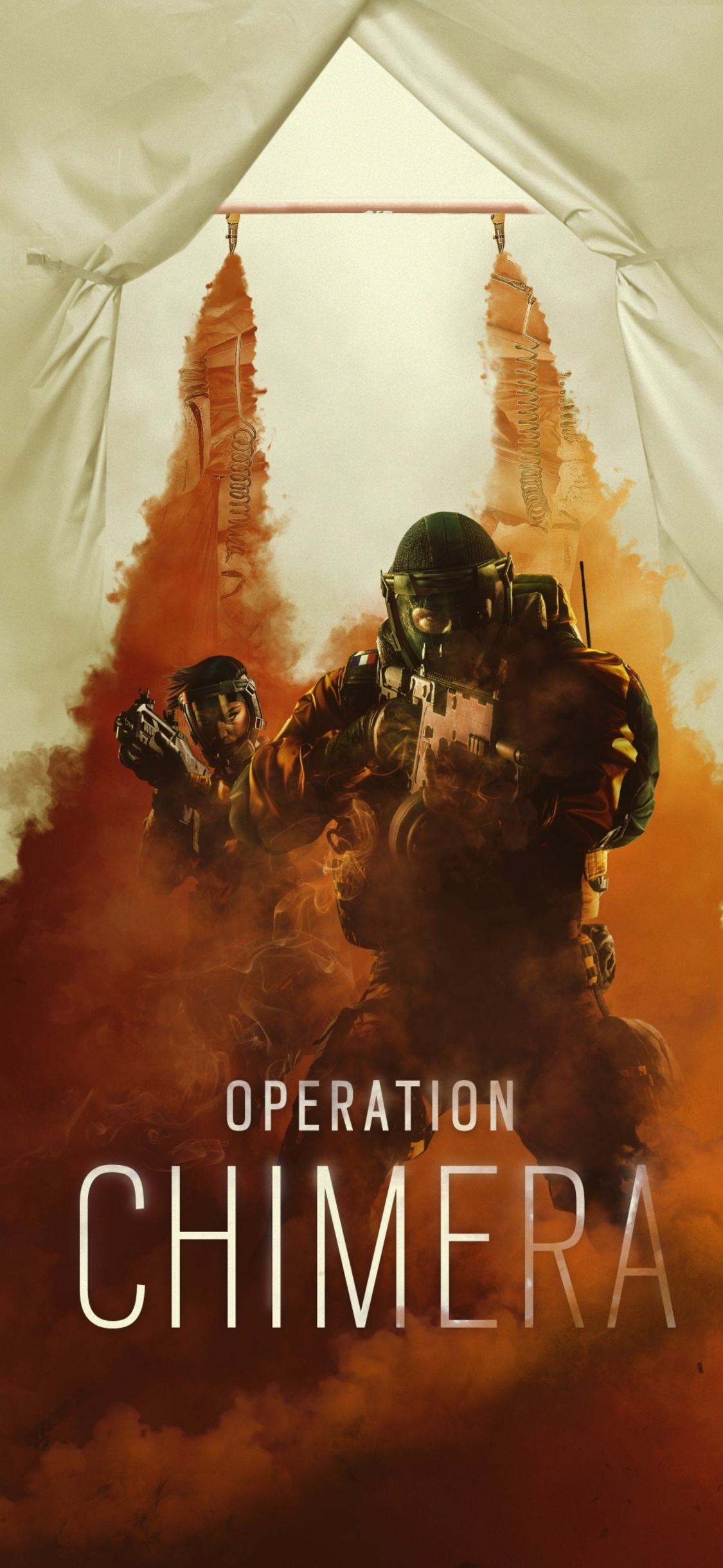 1125x2436 Rainbow Six Siege Operation Chimera Iphone Xs Iphone 10