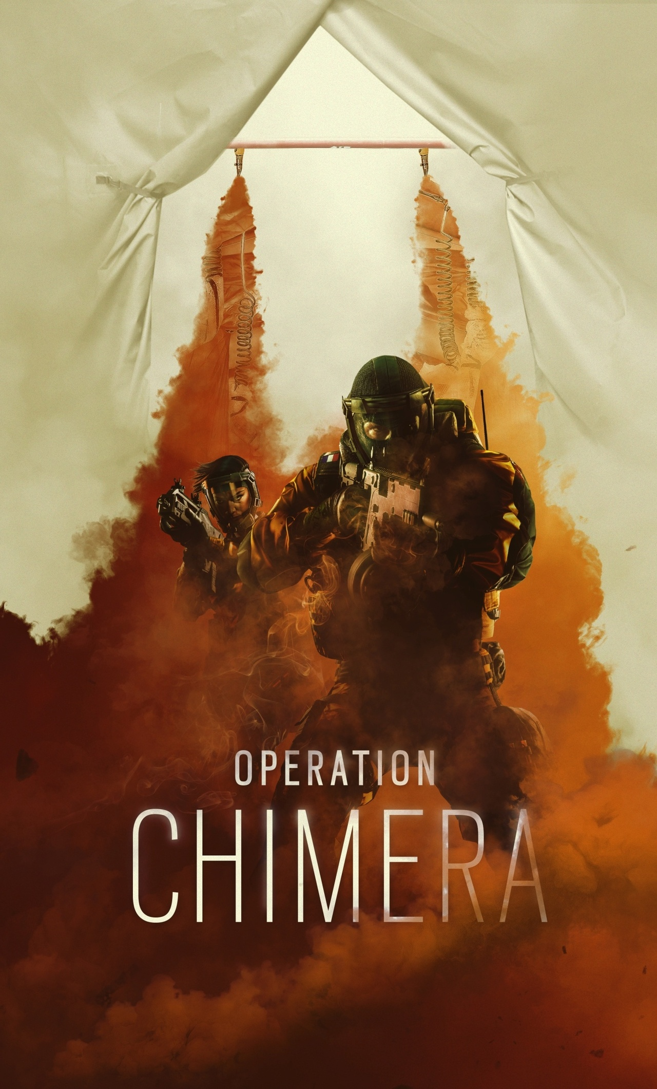 1280x2120 Rainbow Six Siege Operation Chimera Iphone 6 Hd 4k
