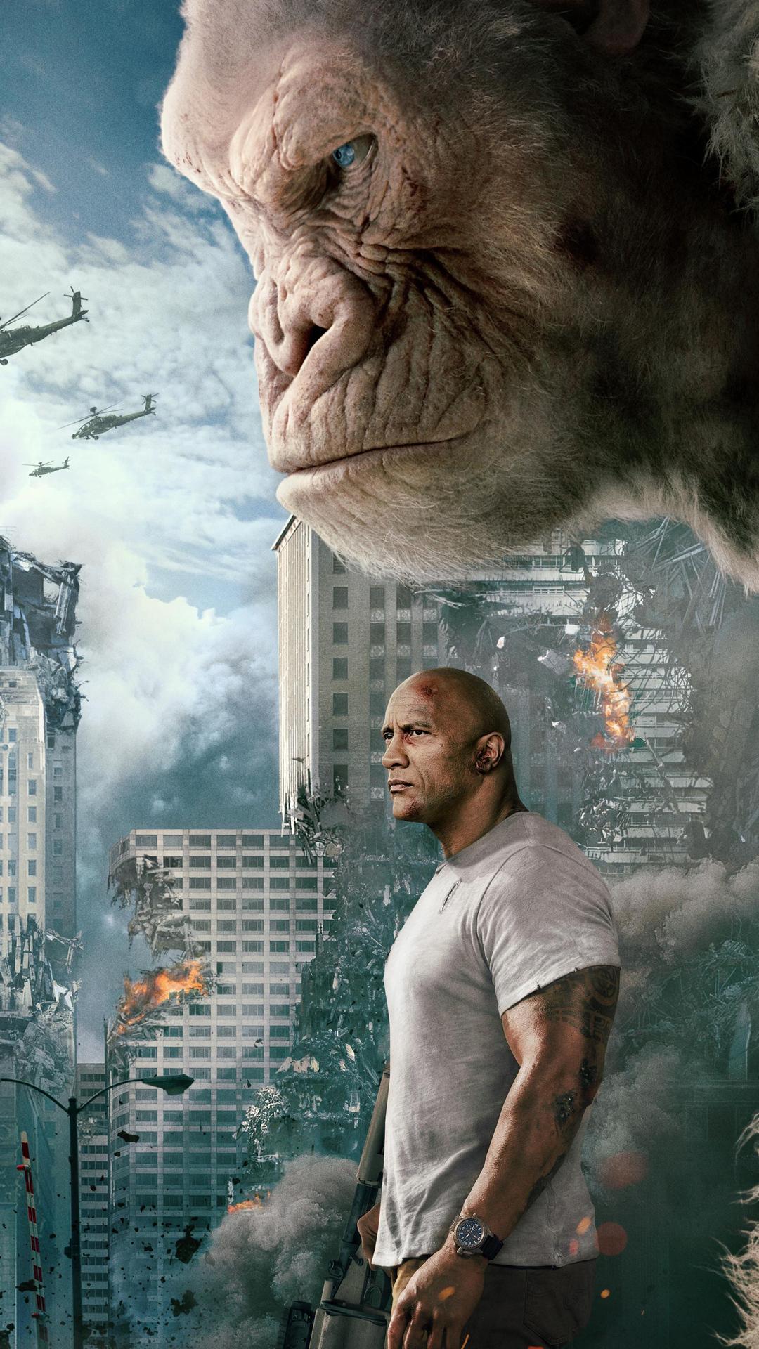 Neuer Film Dwayne Johnson