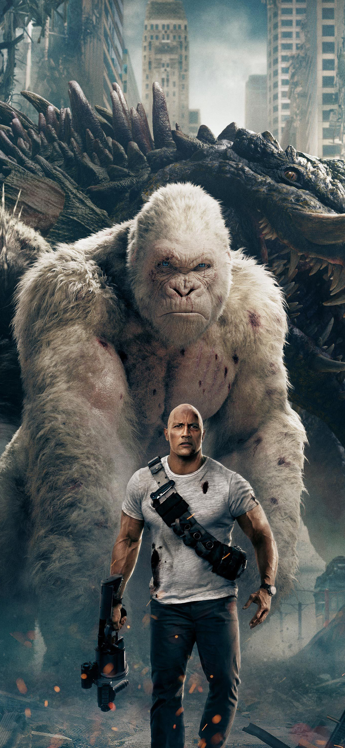 Must see Wallpaper Movie Iphone - rampage-movie-2018-xg-1125x2436  Pictures_303771.jpg