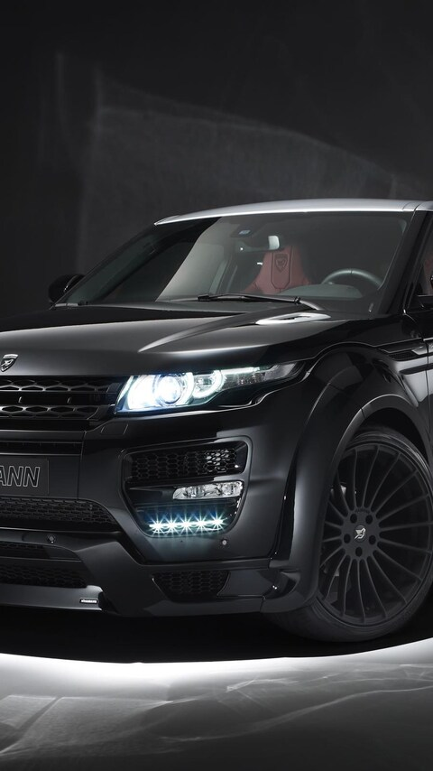 480x854 Range Rover Evoque Tuned Android One Hd 4k Wallpapers