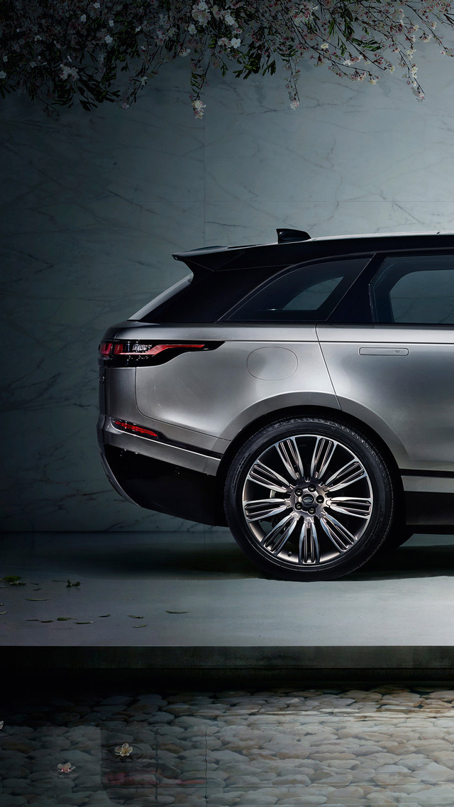 640x1136 Range Rover Velar Iphone 5 5c 5s Se Ipod Touch Hd