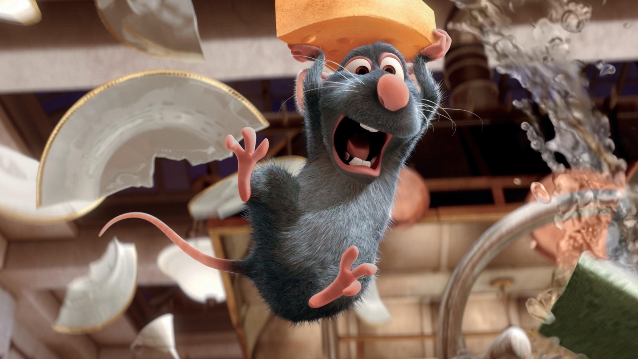 Ratatouille - Movies - The New York Times