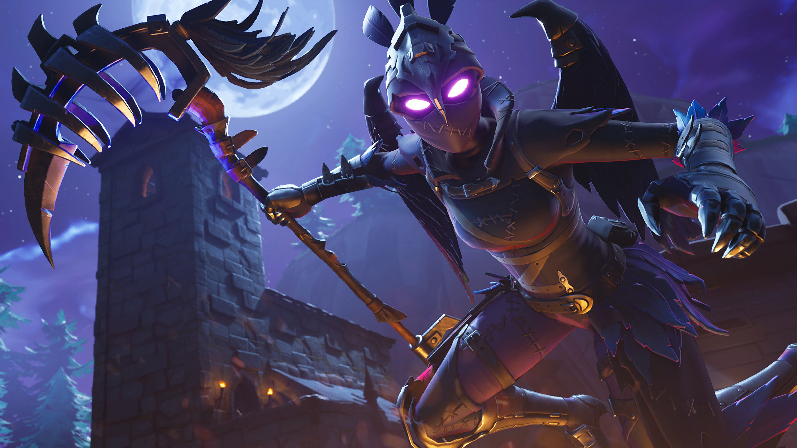 2560x1440 Ravage Fortnite Battle Royale Season 6 4k 1440p