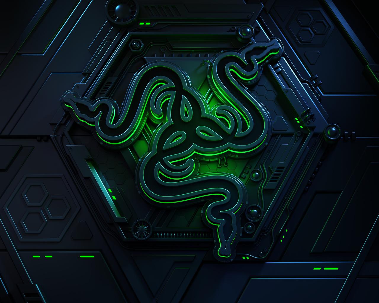 1280x1024 Razer 4k Logo 1280x1024 Resolution HD 4k ...