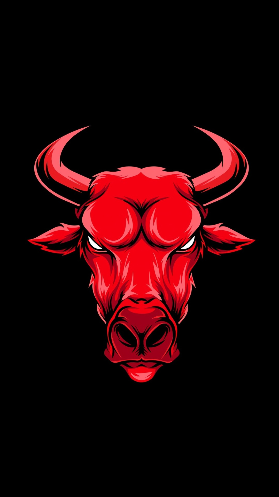 Iphone 7 Red Bull Wallpaper