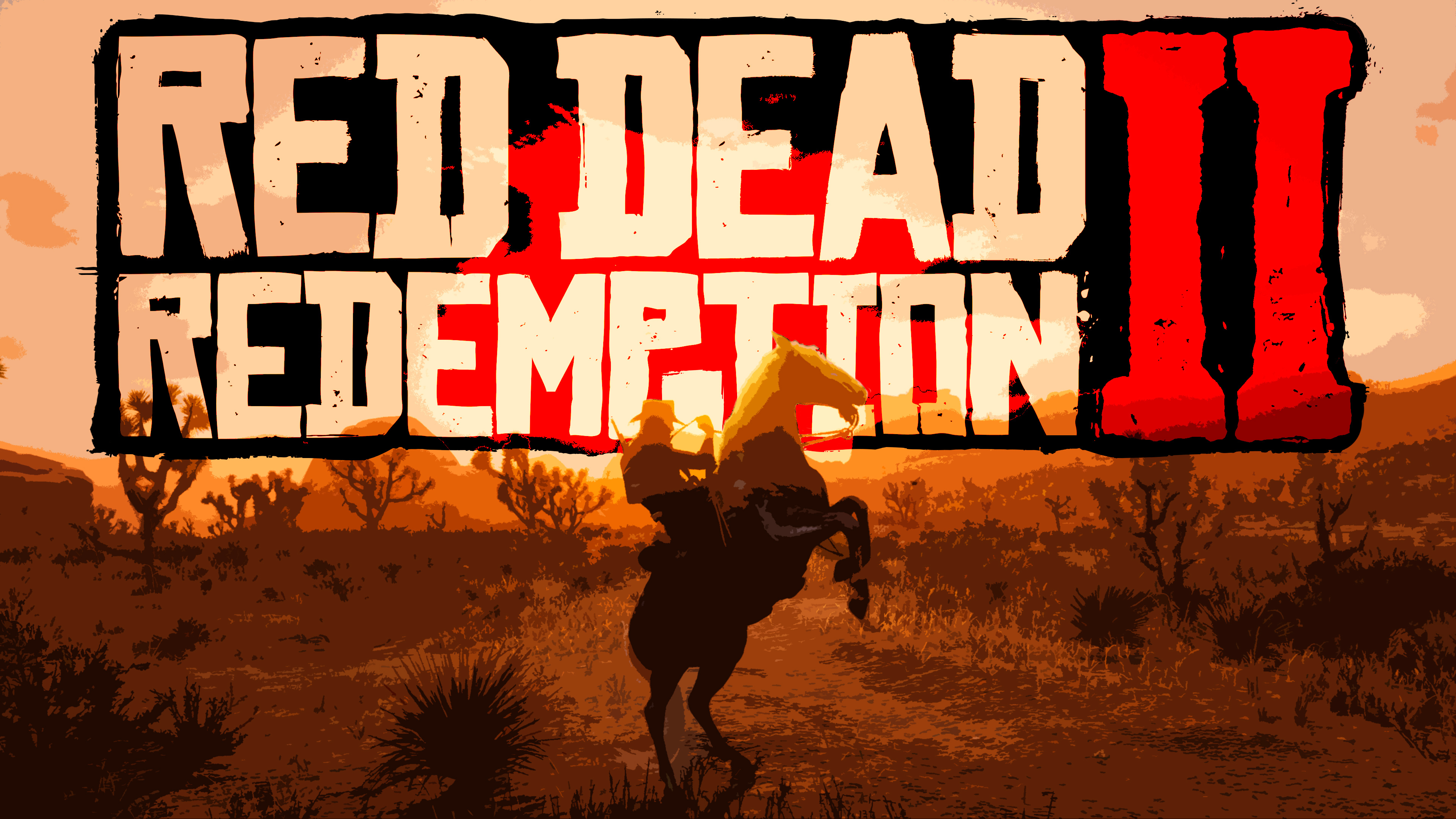 3840x2160 Red Dead Redemption 2 4k 2019 Game 4k HD 4k ...