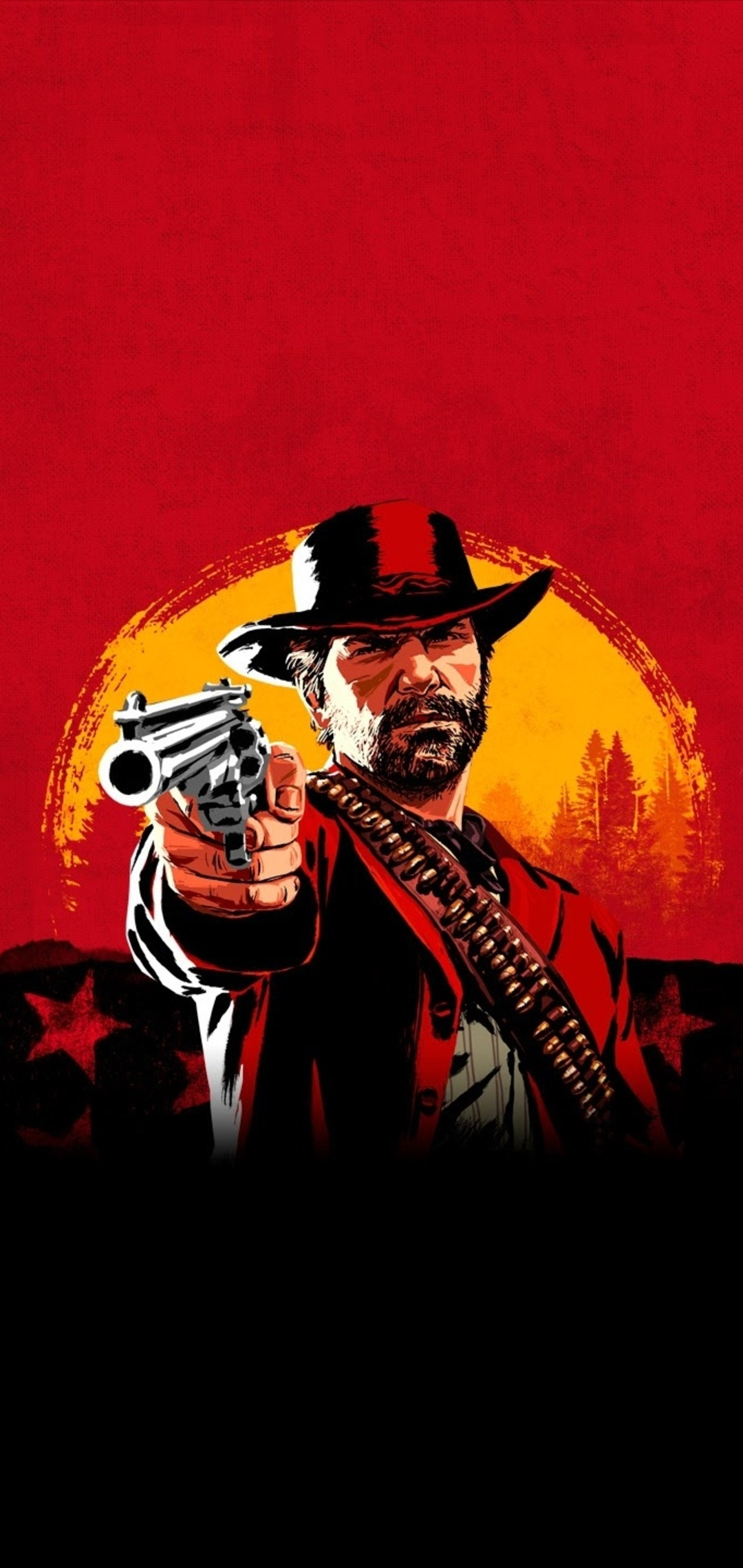 1080x2280 Red Dead Redemption 2 One Plus 6,Huawei p20,Honor