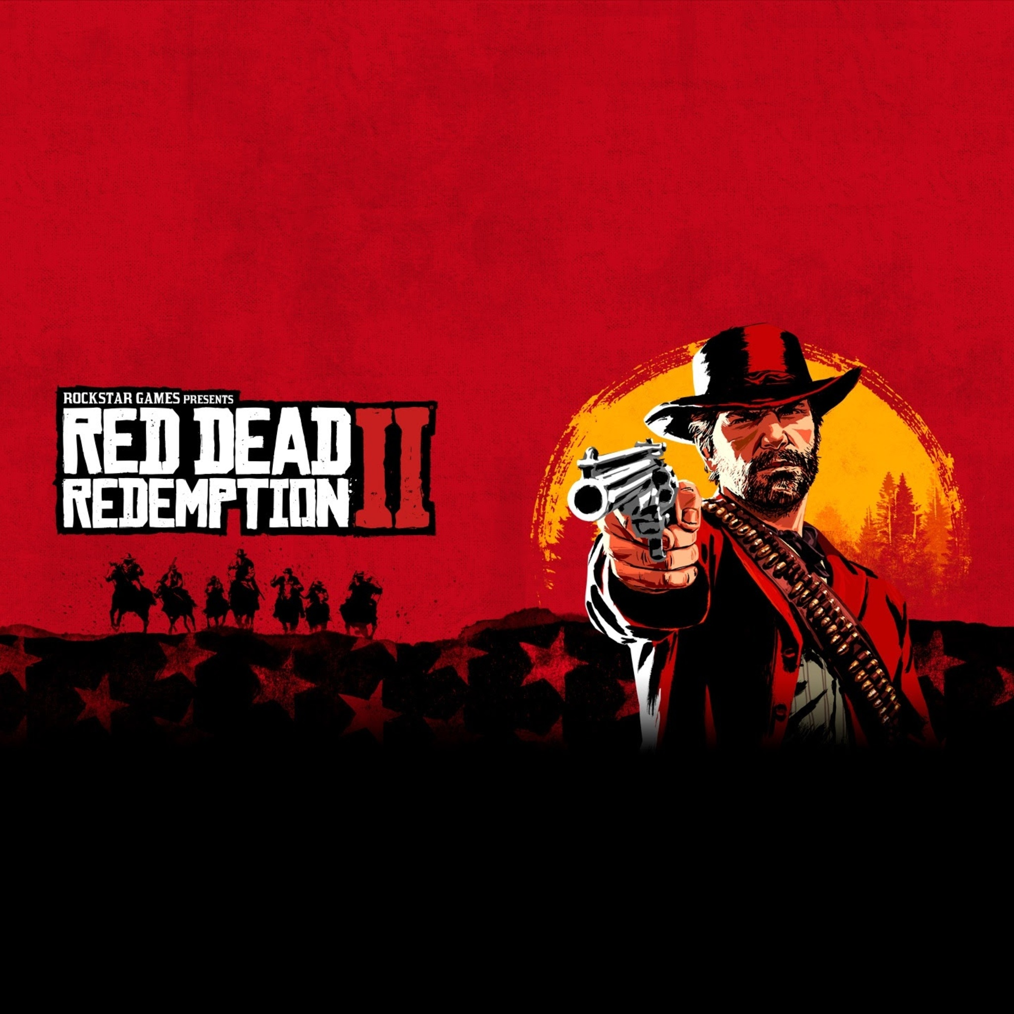 2048x2048 Red Dead Redemption 2 Ipad Air Hd 4k Wallpapers Images