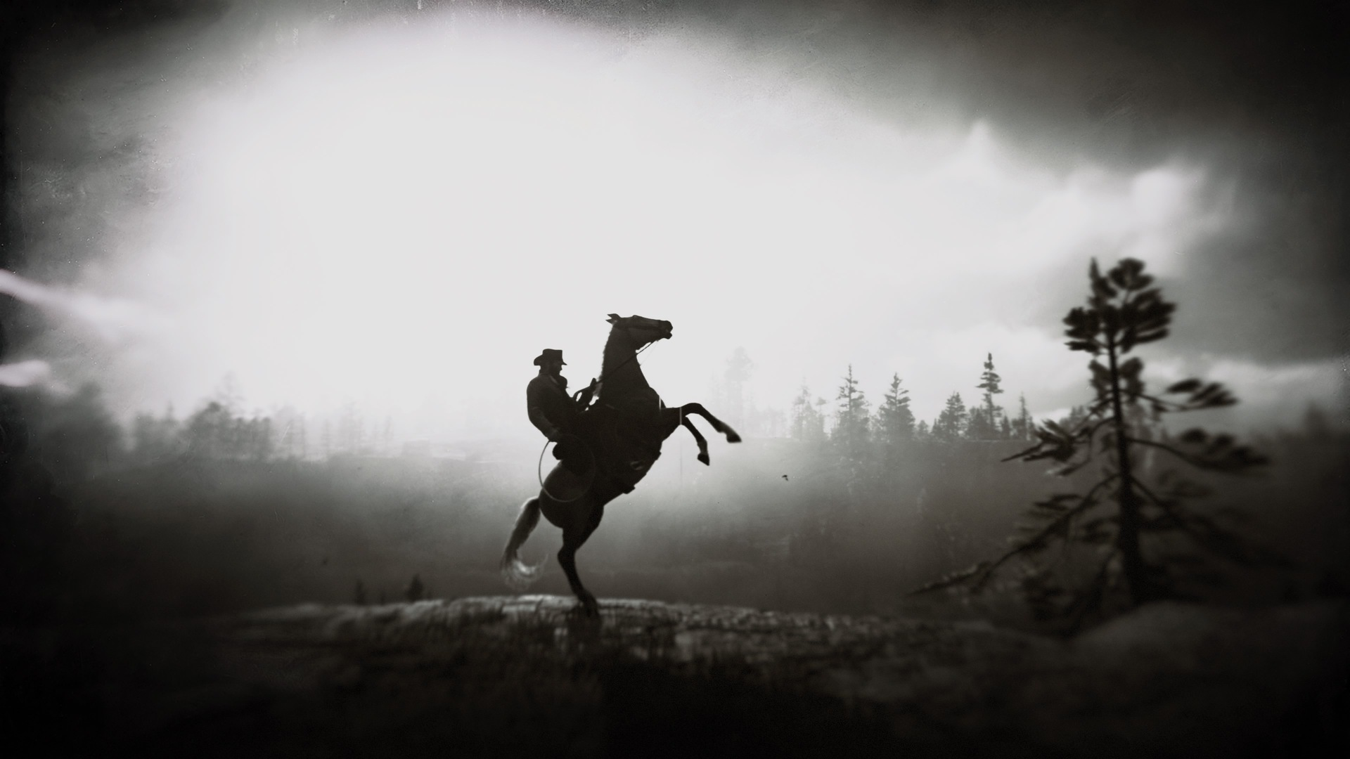Red Dead Redemption 2 4k Wallpaper: 1920x1080 Red Dead Redemption 2 Horse Ride 4k Laptop Full