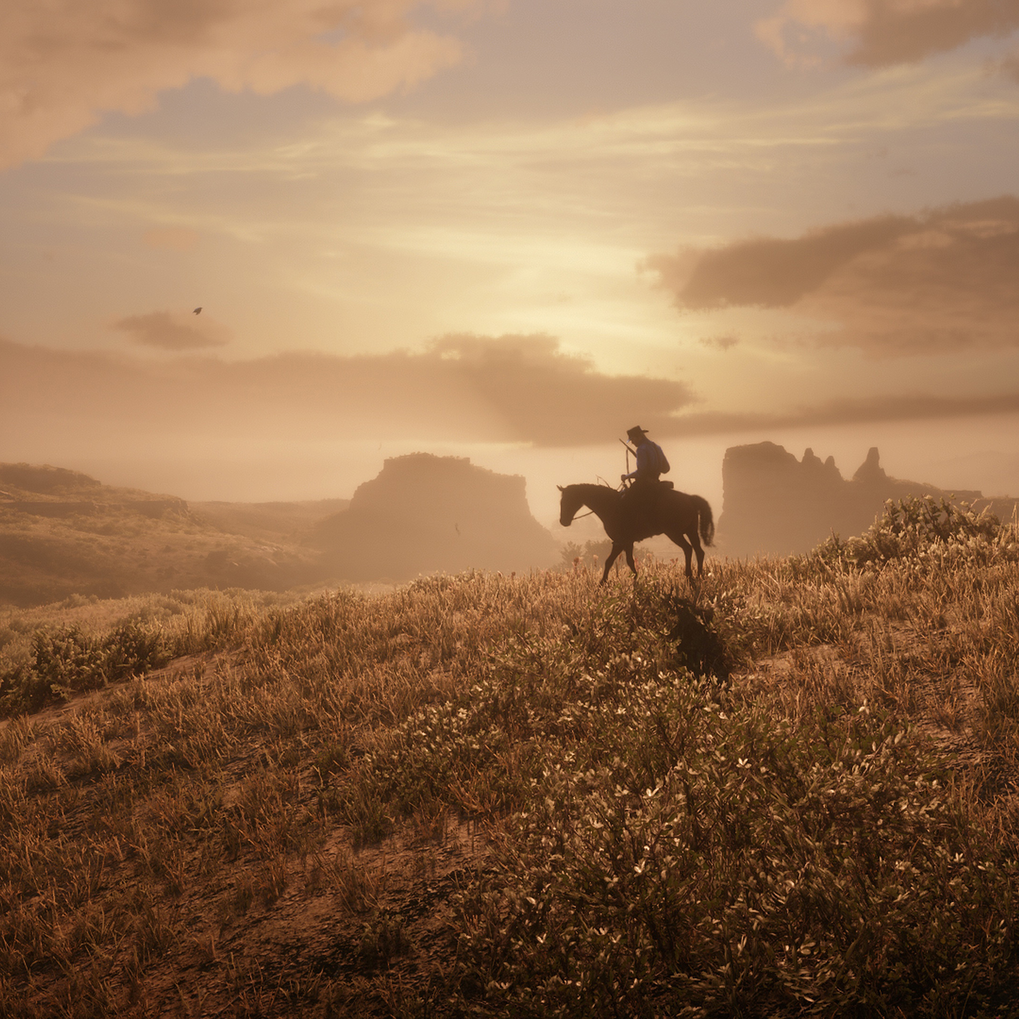 2048x2048 Red Dead Redemption 2 Xbox One 4k Ipad Air Hd 4k