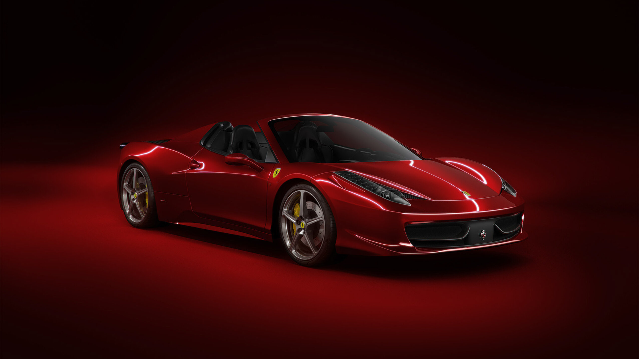2560x1440 Red Ferrari New 1440p Resolution Hd 4k Wallpapers Images Backgrounds Photos And Pictures